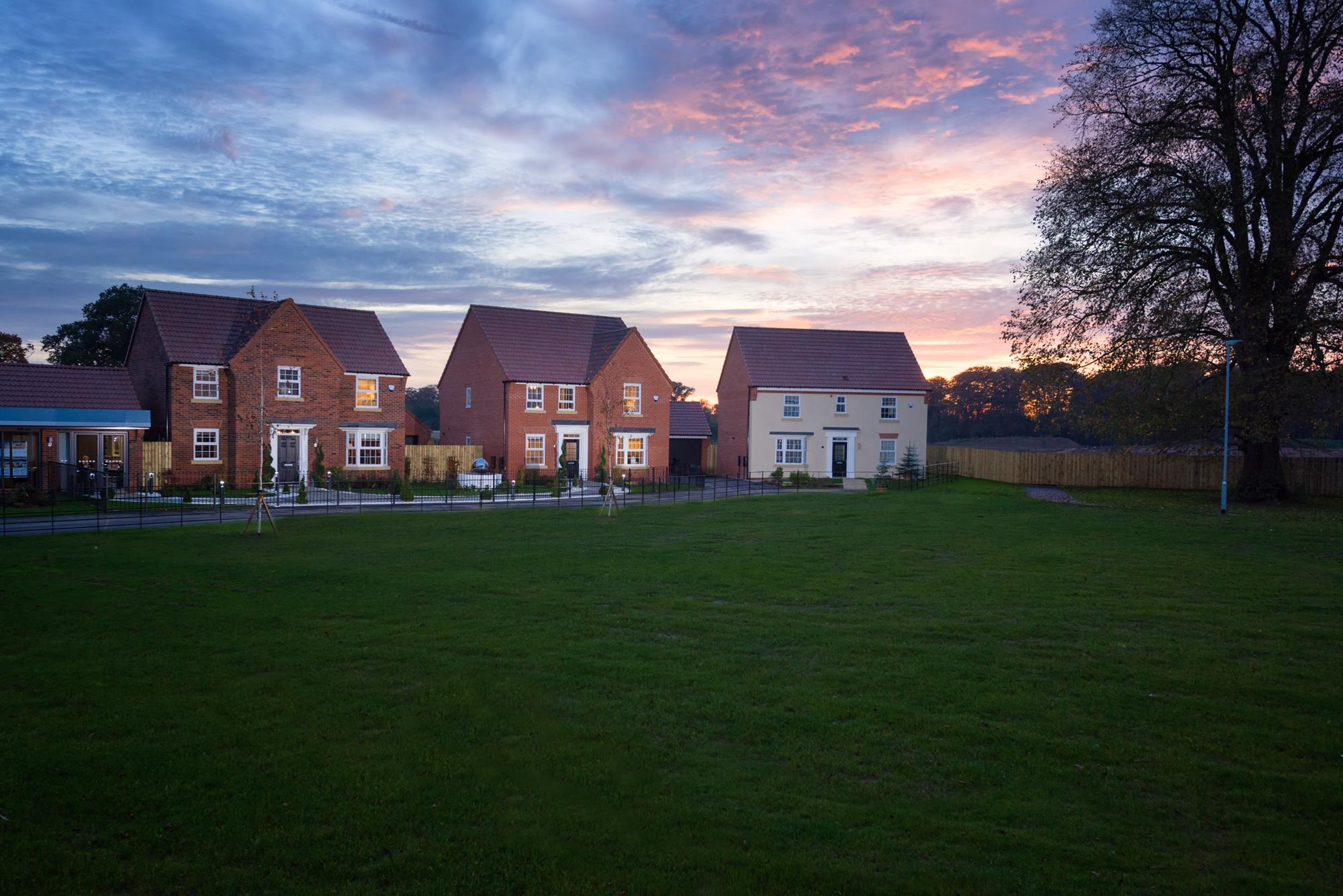 New Build Homes in Hessle