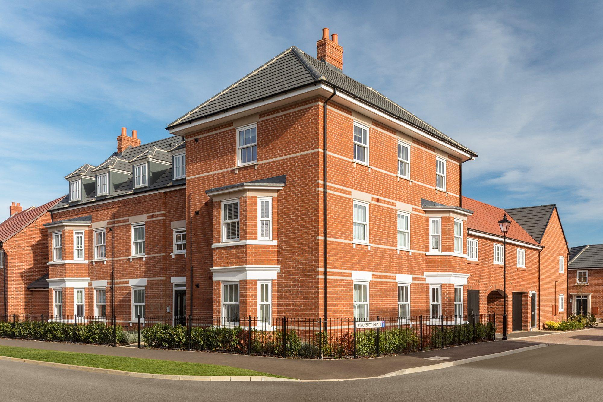 New Build Homes in Great Denham