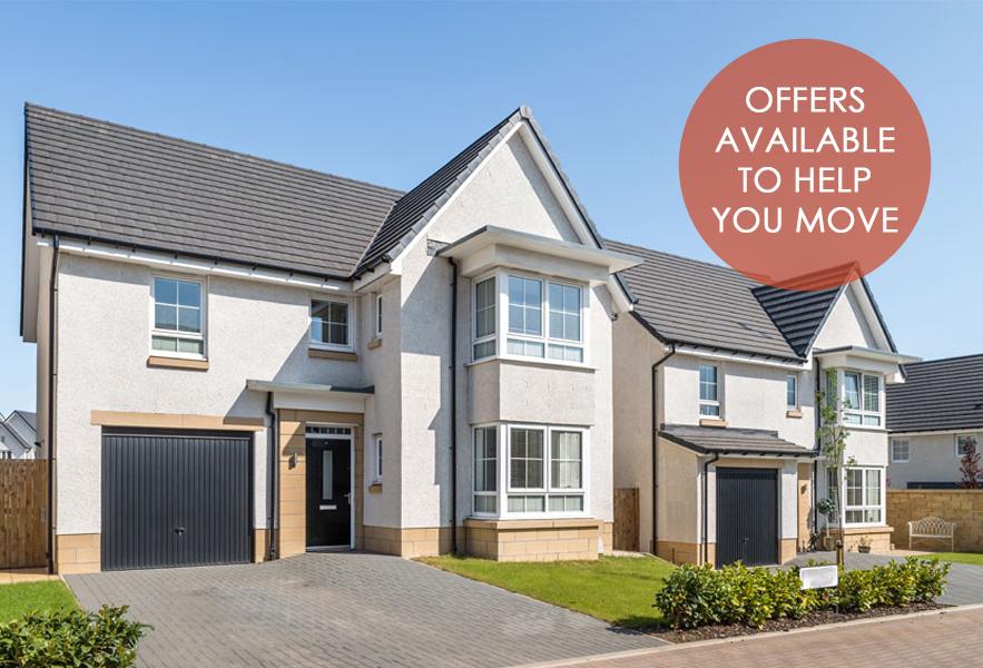 New Build Homes in Haddington