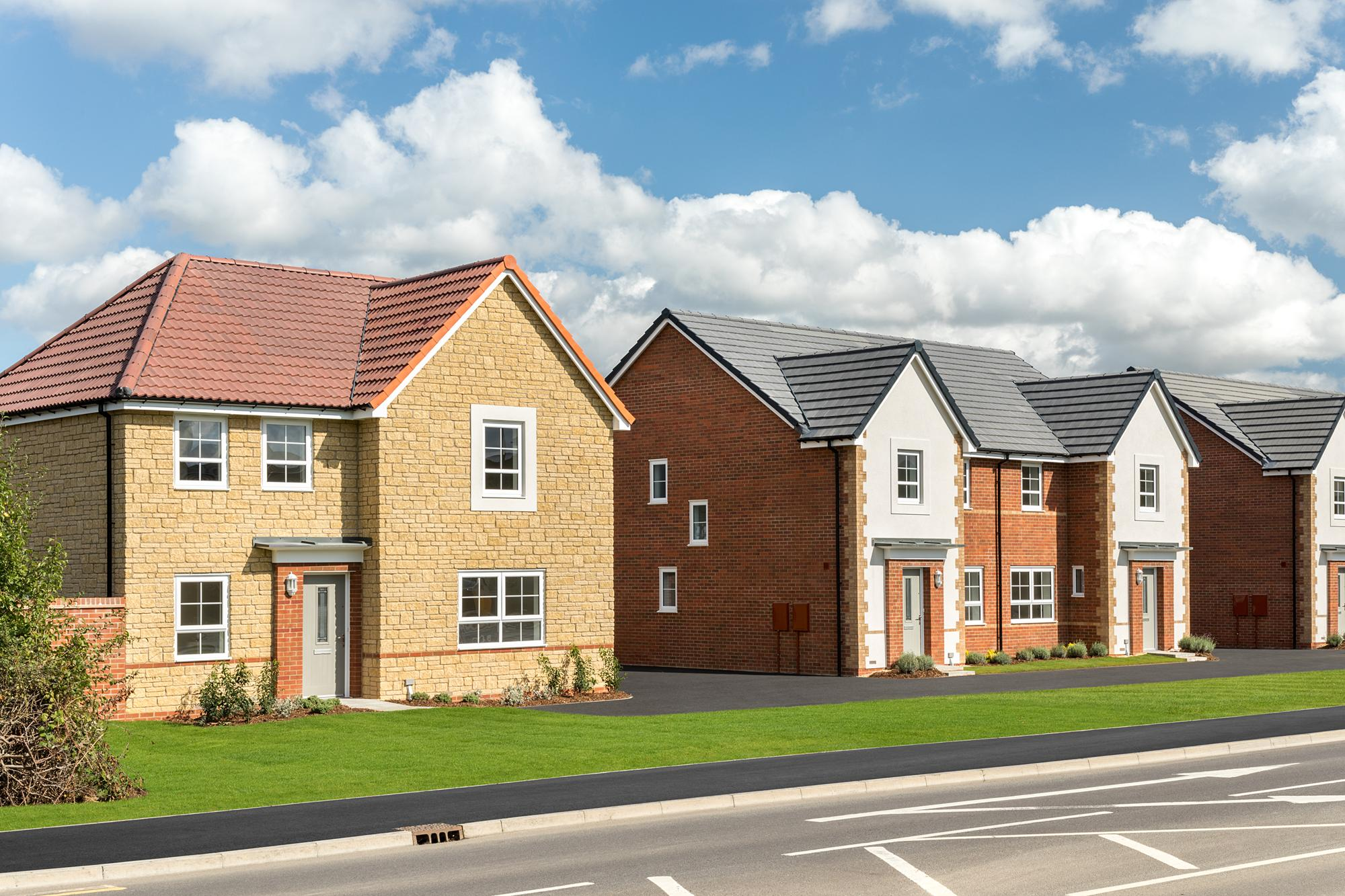 New Build Homes in Melksham