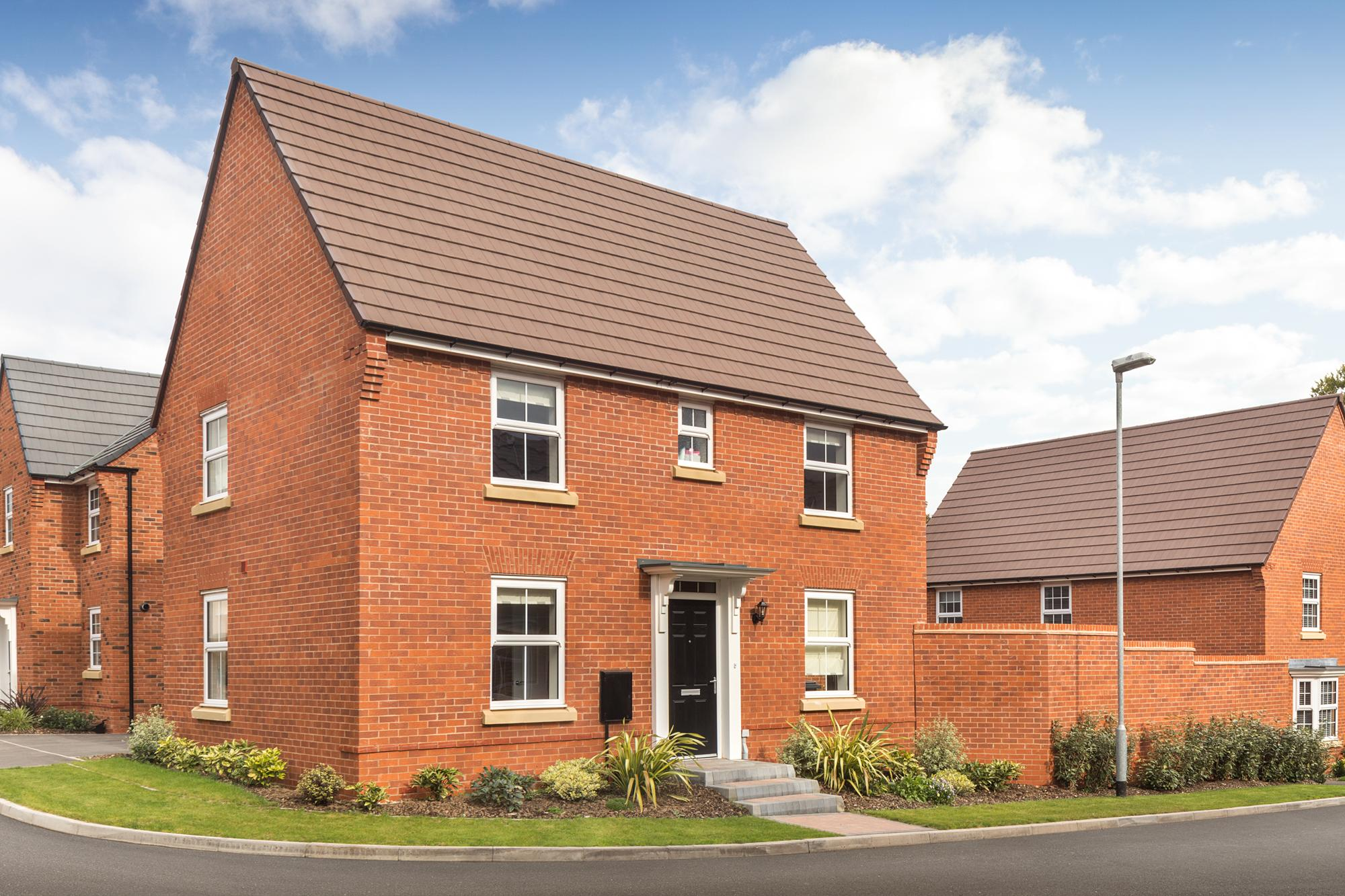 New Build Homes in Offenham