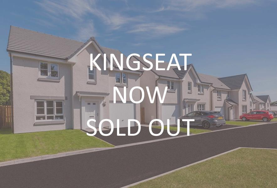 New Build Homes in Kingseat