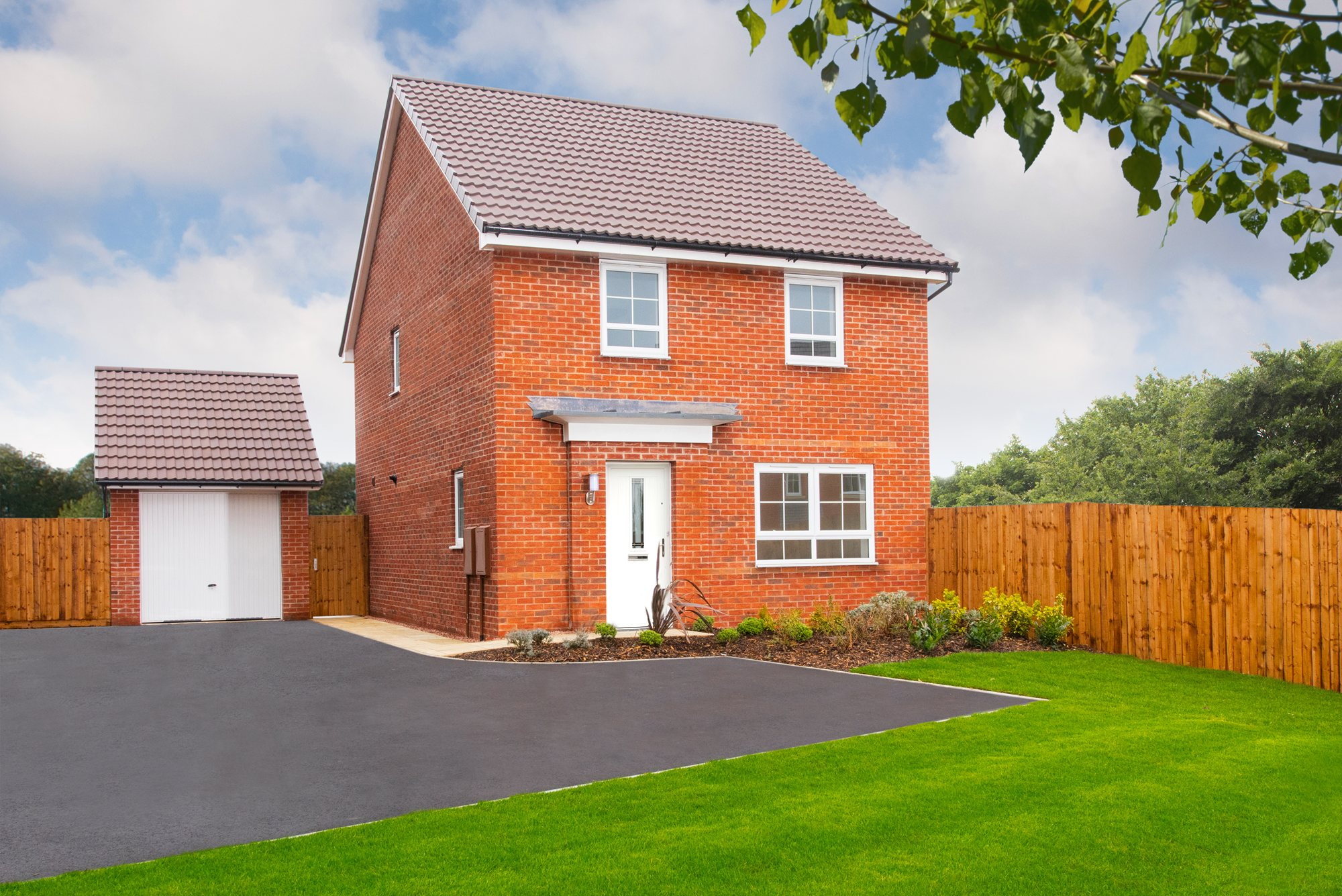 New Build Homes in Southport