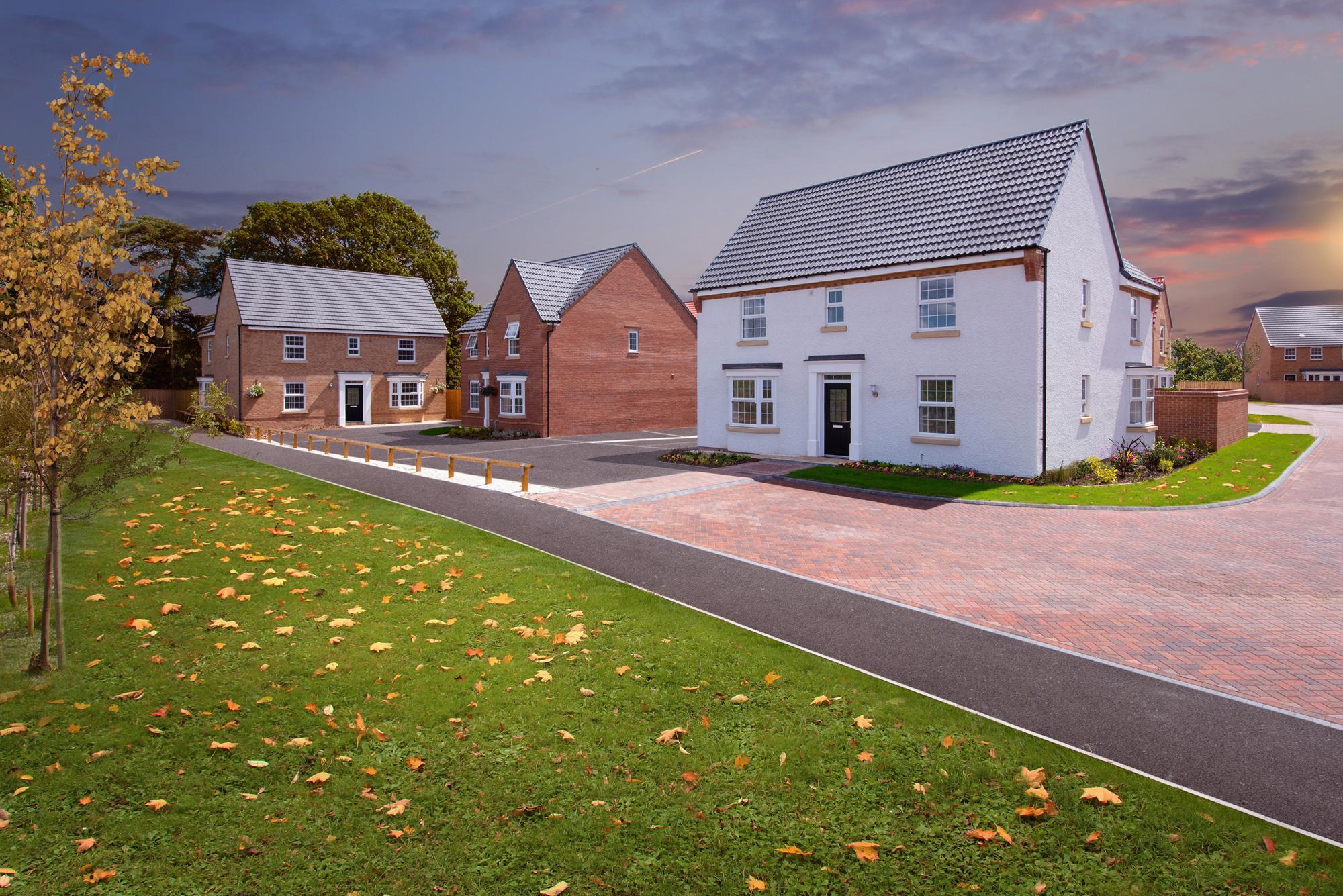 New Build Homes in Stamford Bridge