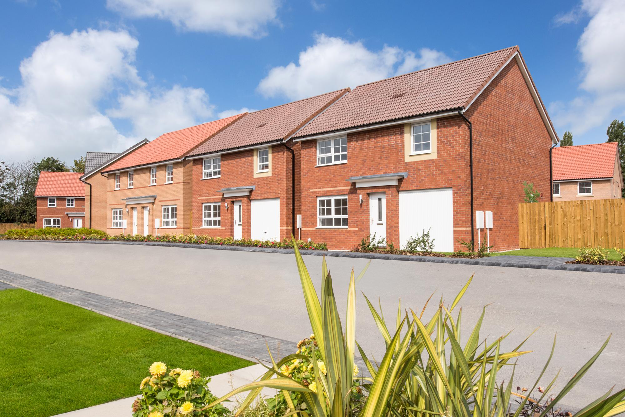 New Build Homes in Woodmansey