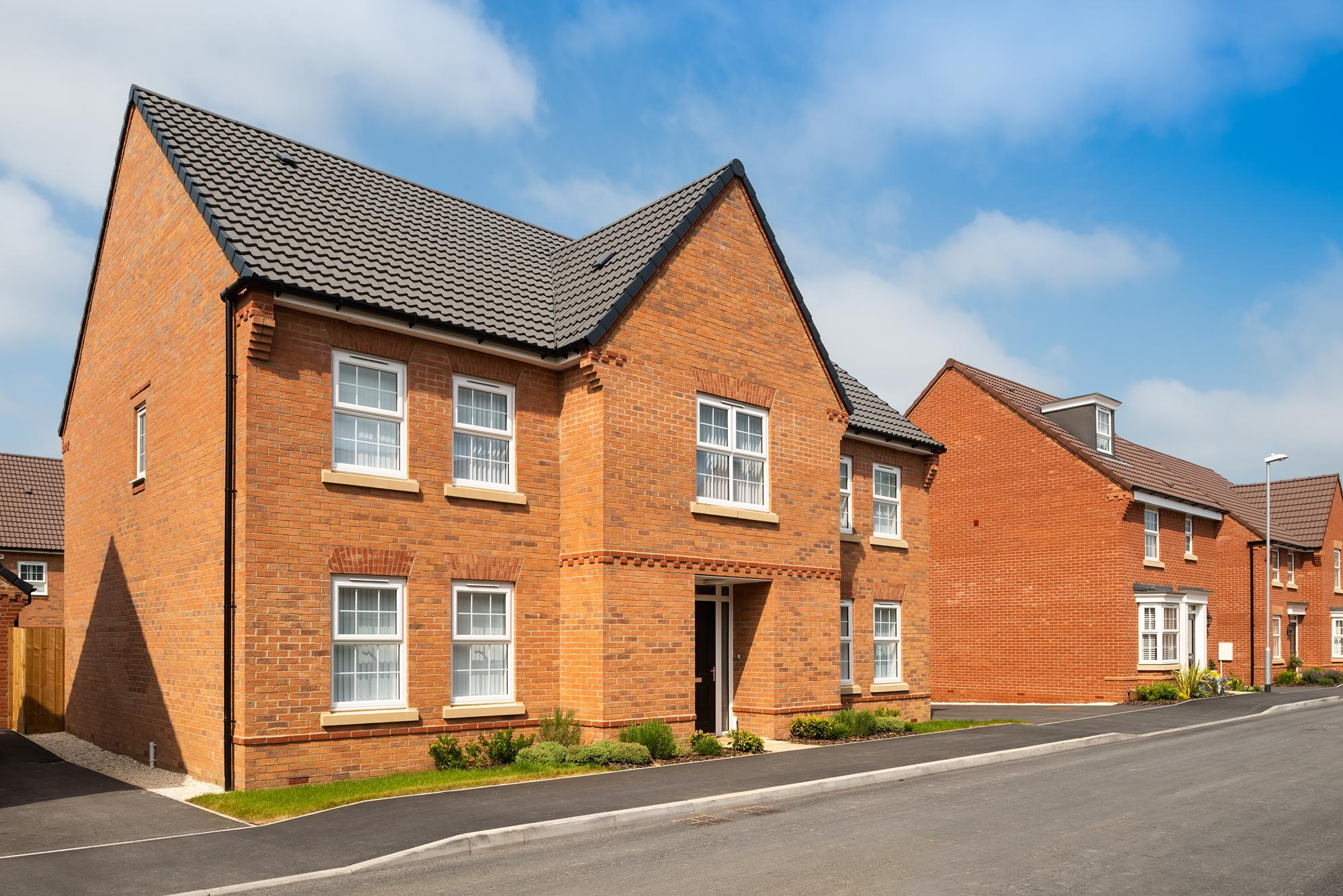 New Build Homes in Warboys