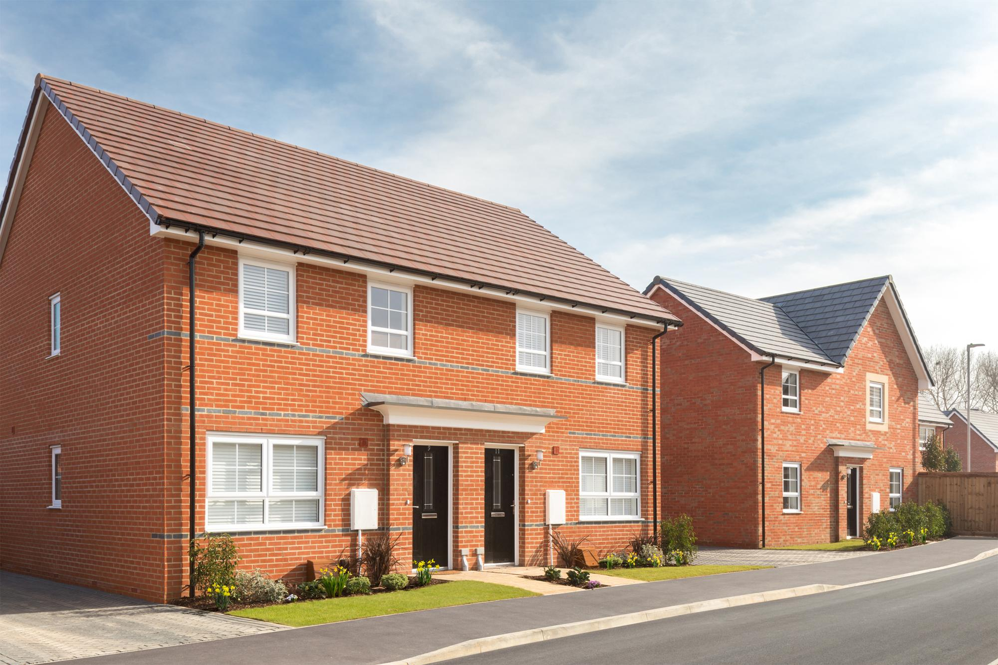 New Build Homes in Felixstowe