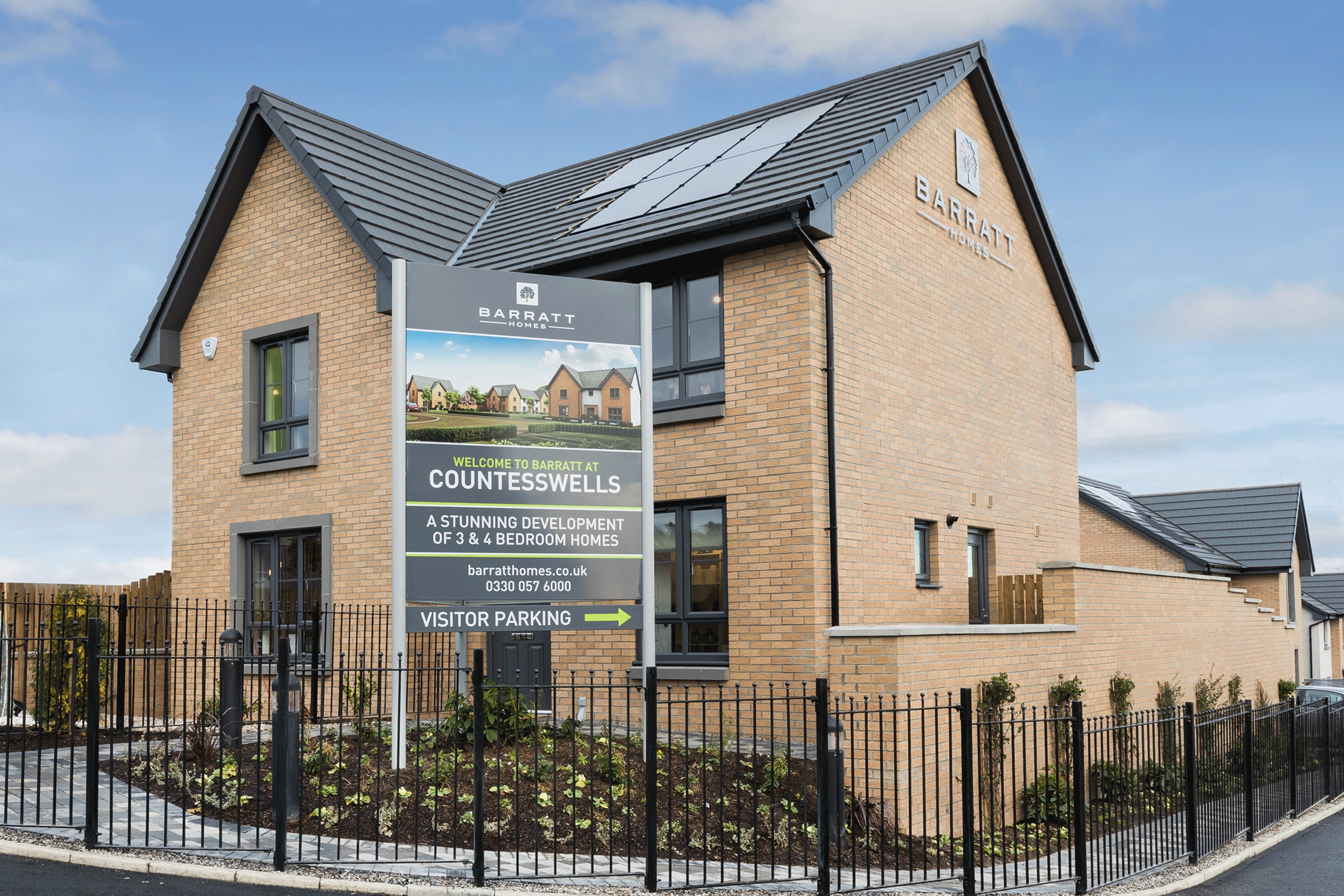 New Build Homes in Countesswells