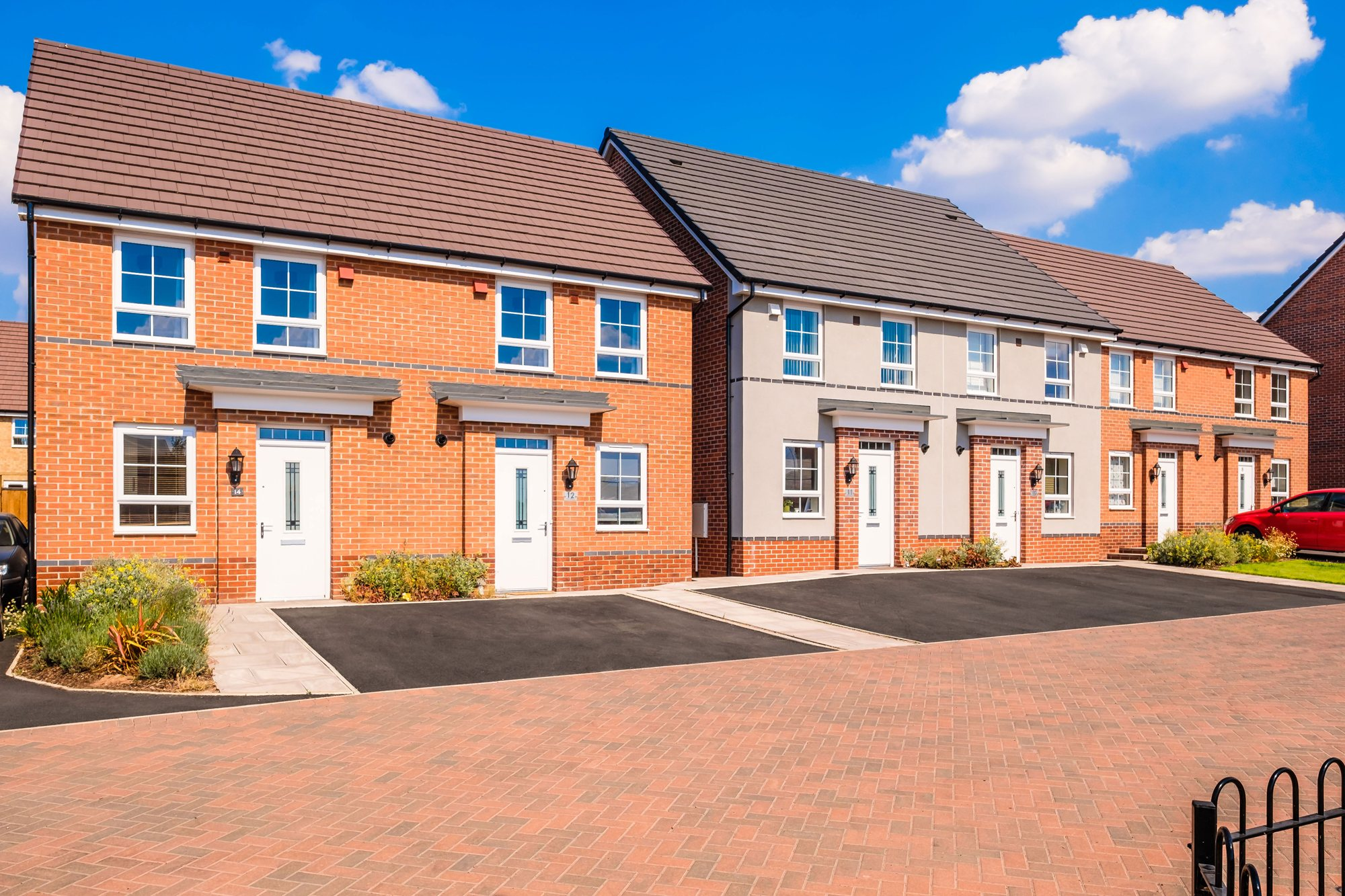 New Build Homes in Barton Seagrave