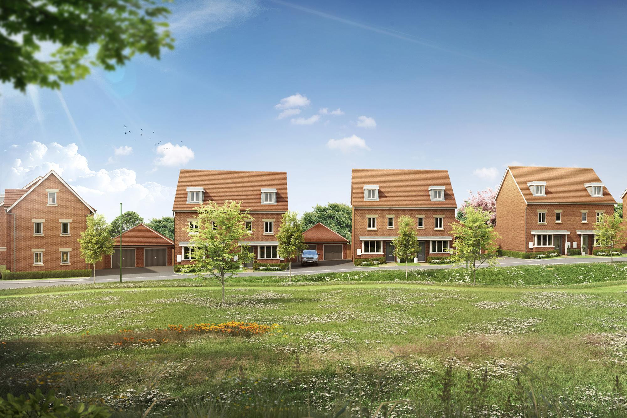 New Build Homes in Hassocks