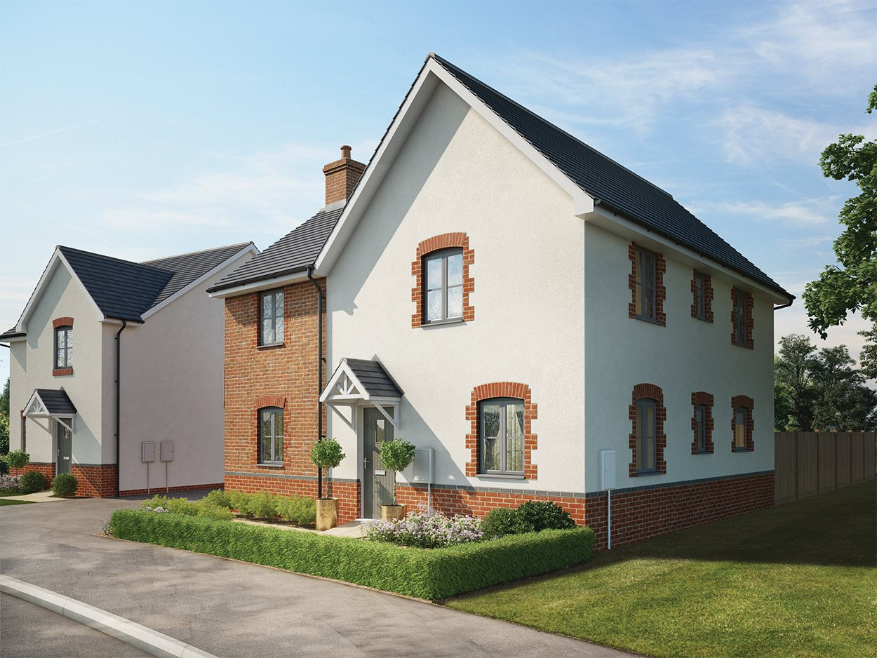 New Build Homes in 17 Springfield Business Centre
