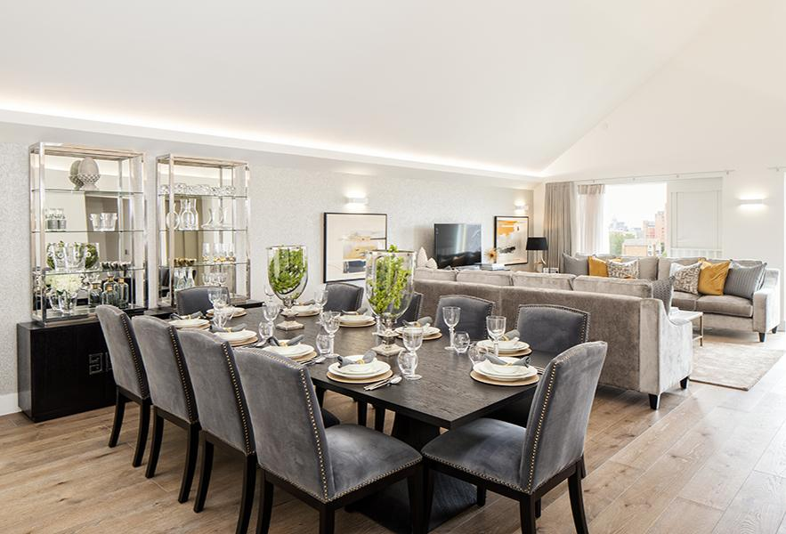 New Build Homes in Fulham