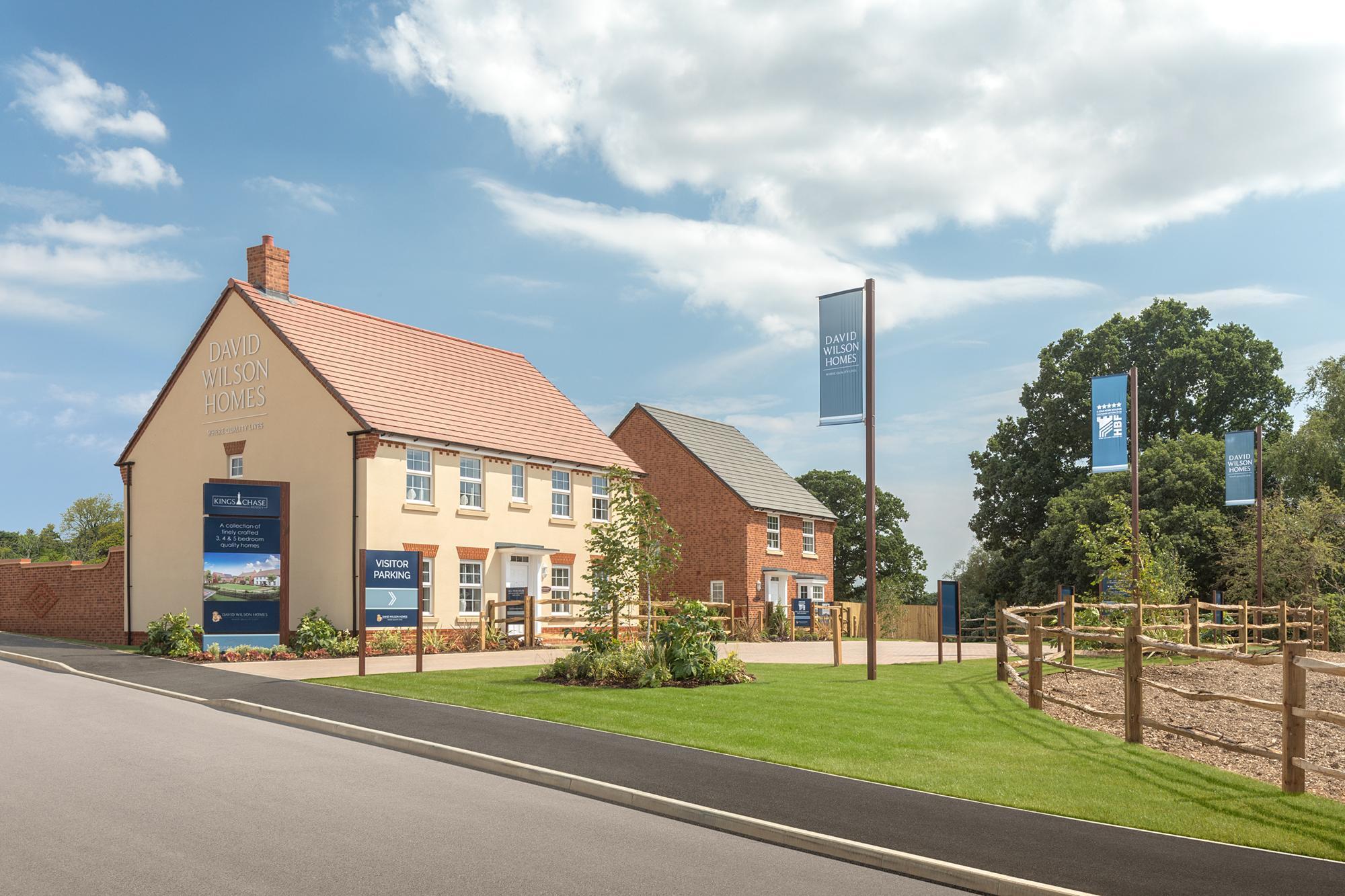 New Build Homes in Braishfield