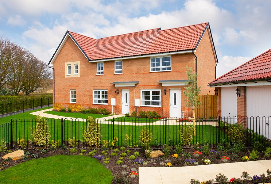 New Build Homes in Spennymoor