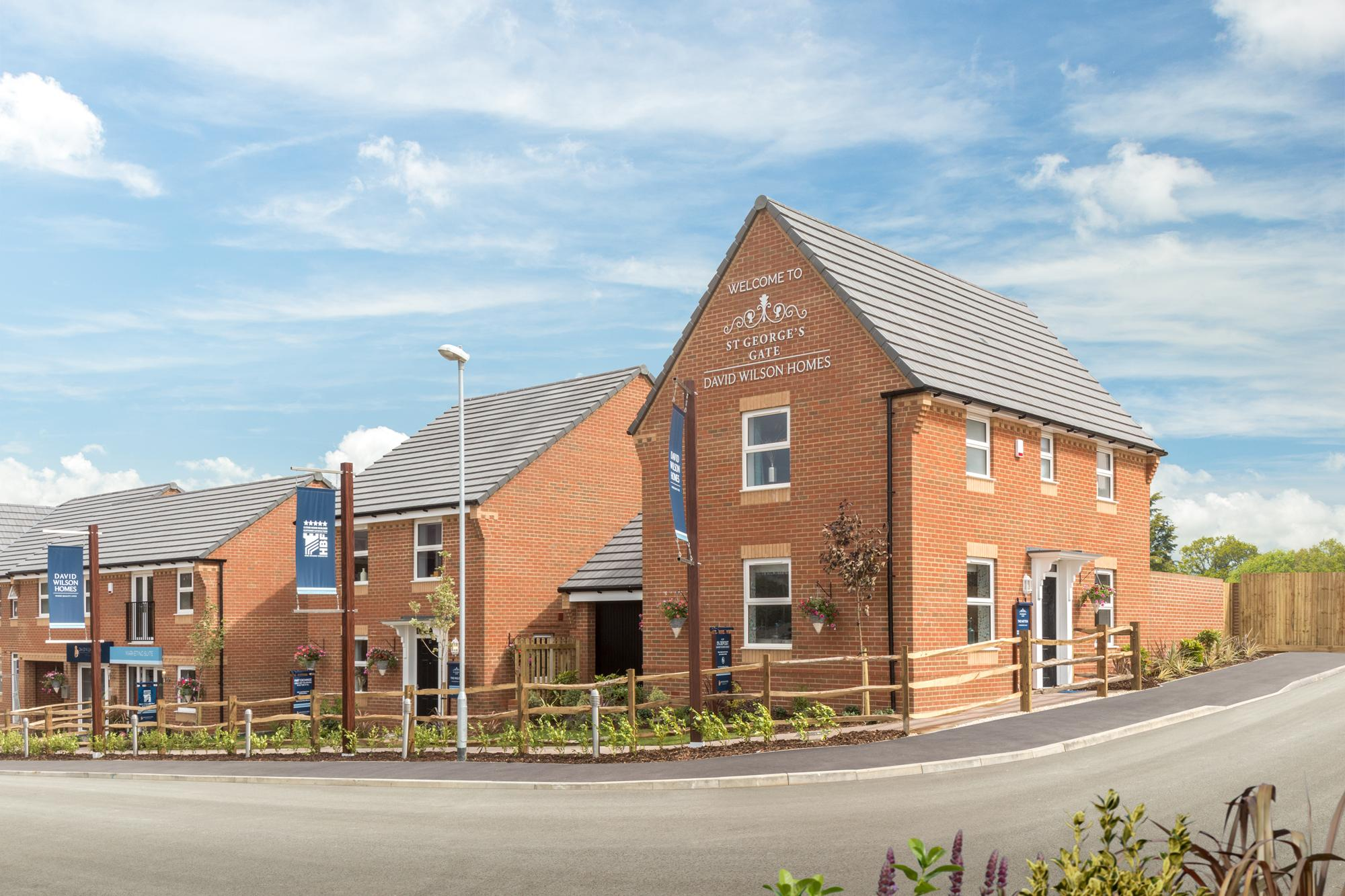 New Build Homes in Shide