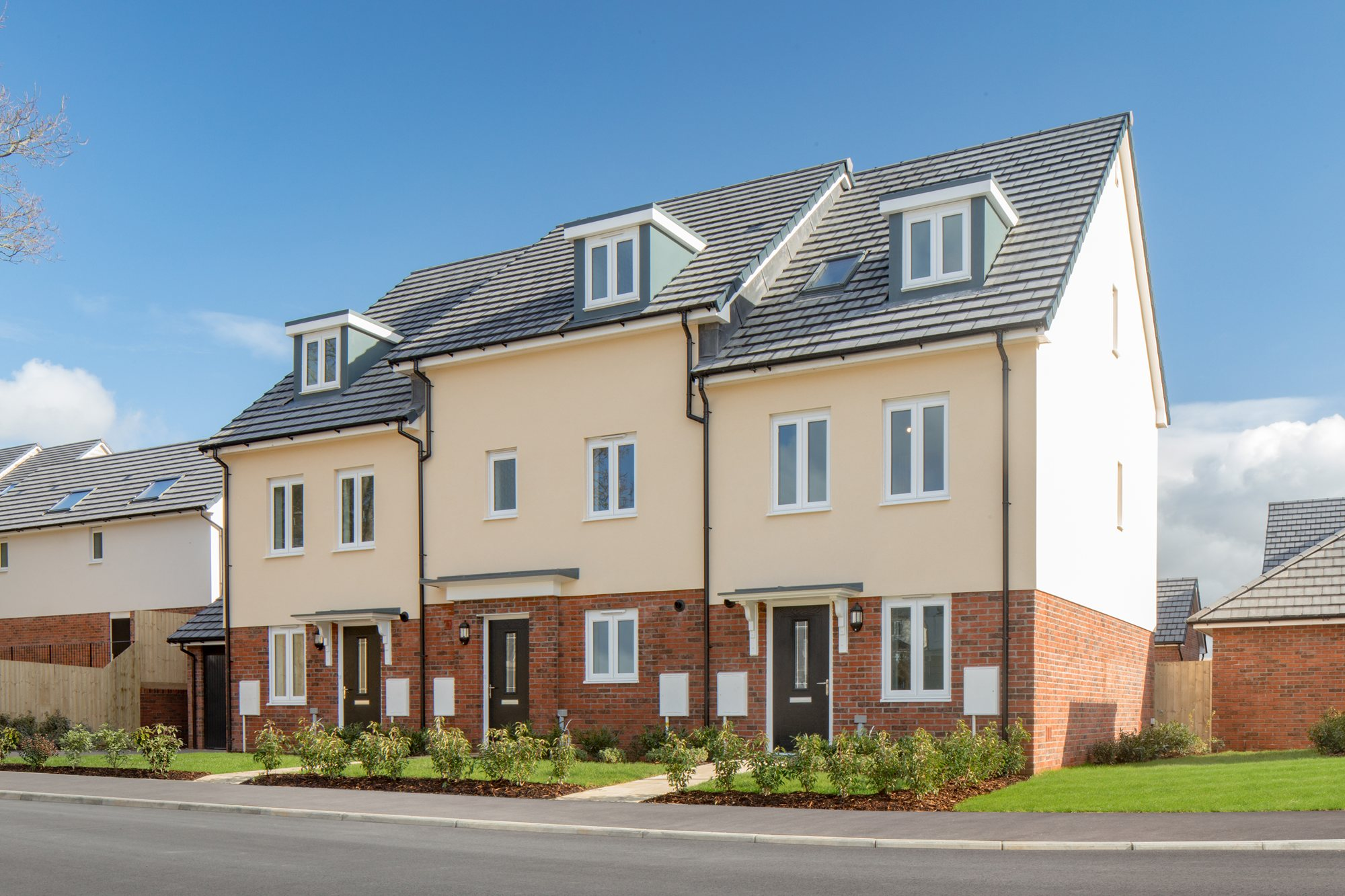 New Build Homes in Ivybridge