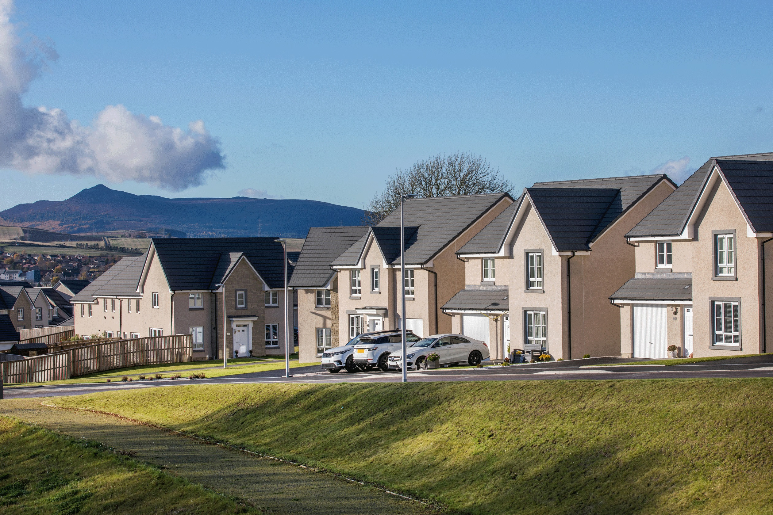 New Build Homes in Inverurie
