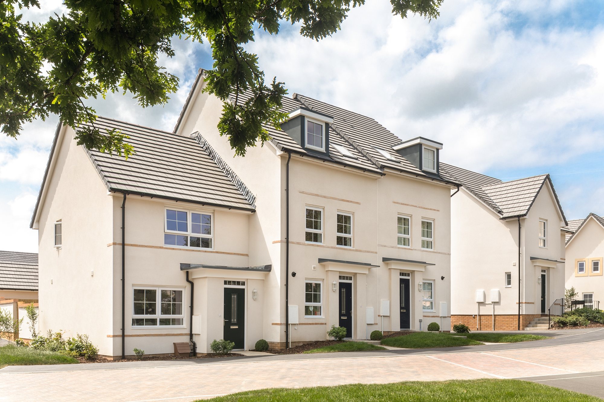 New Build Homes in Falmouth