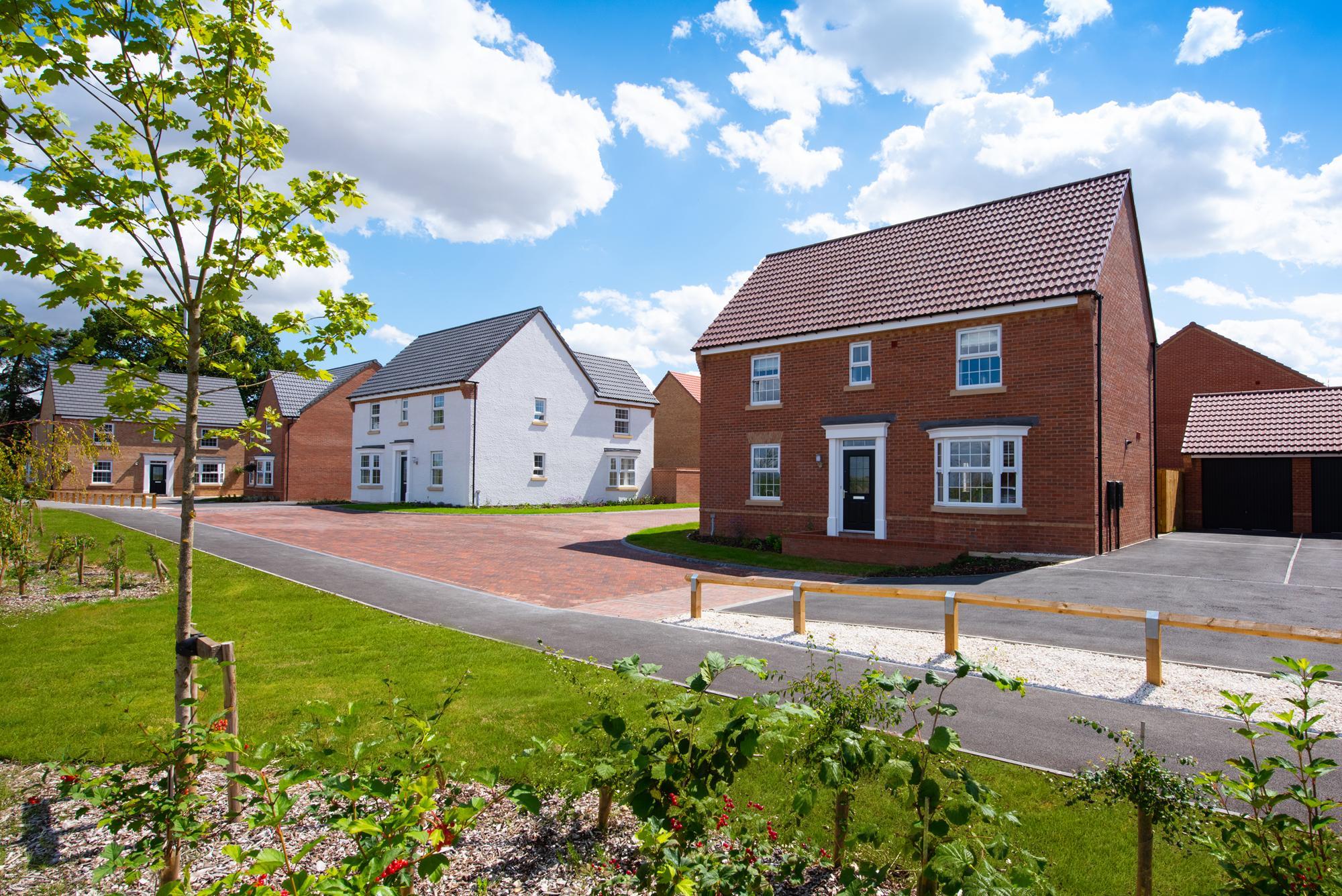New Build Homes in Skelton