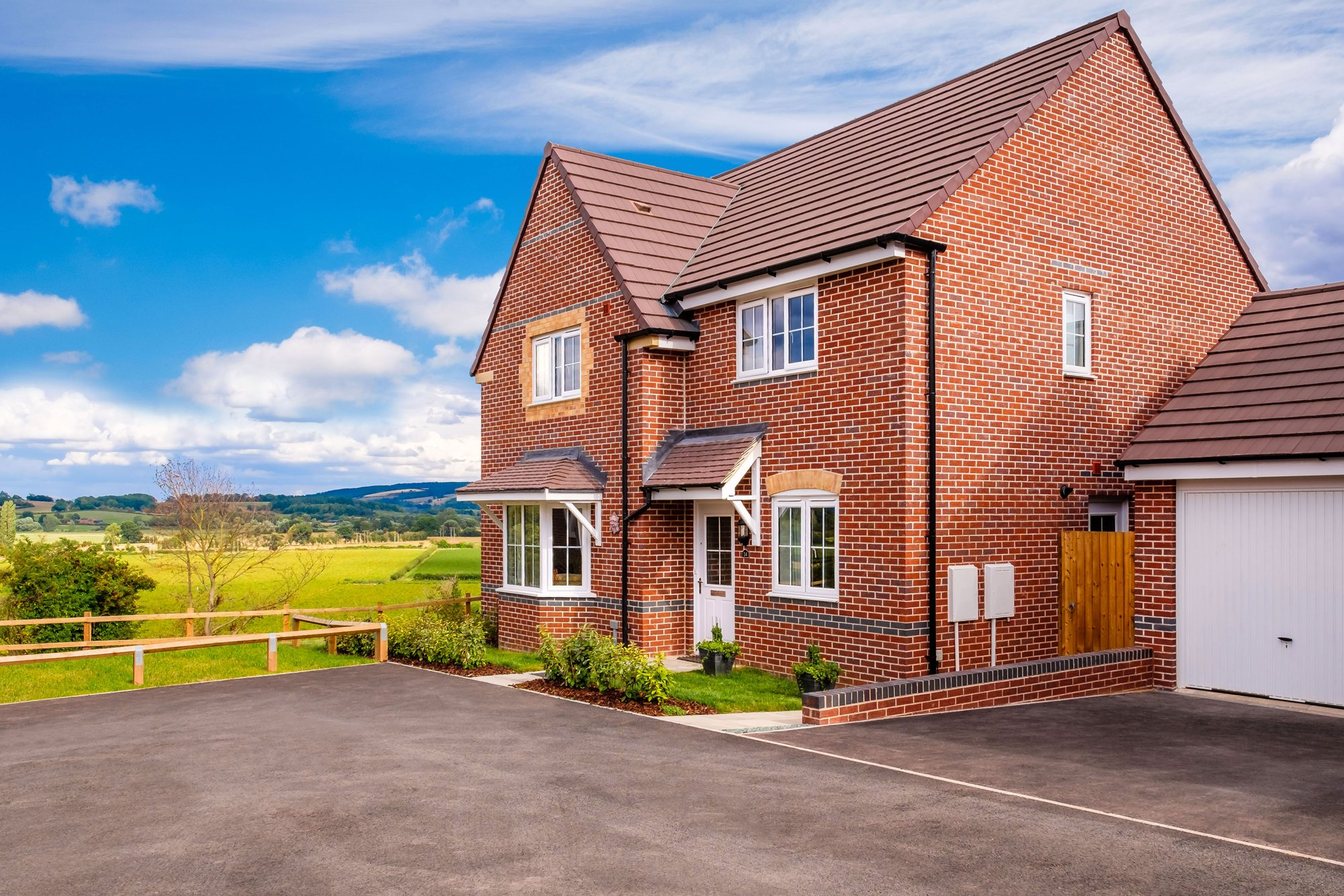 New Build Homes in Hereford