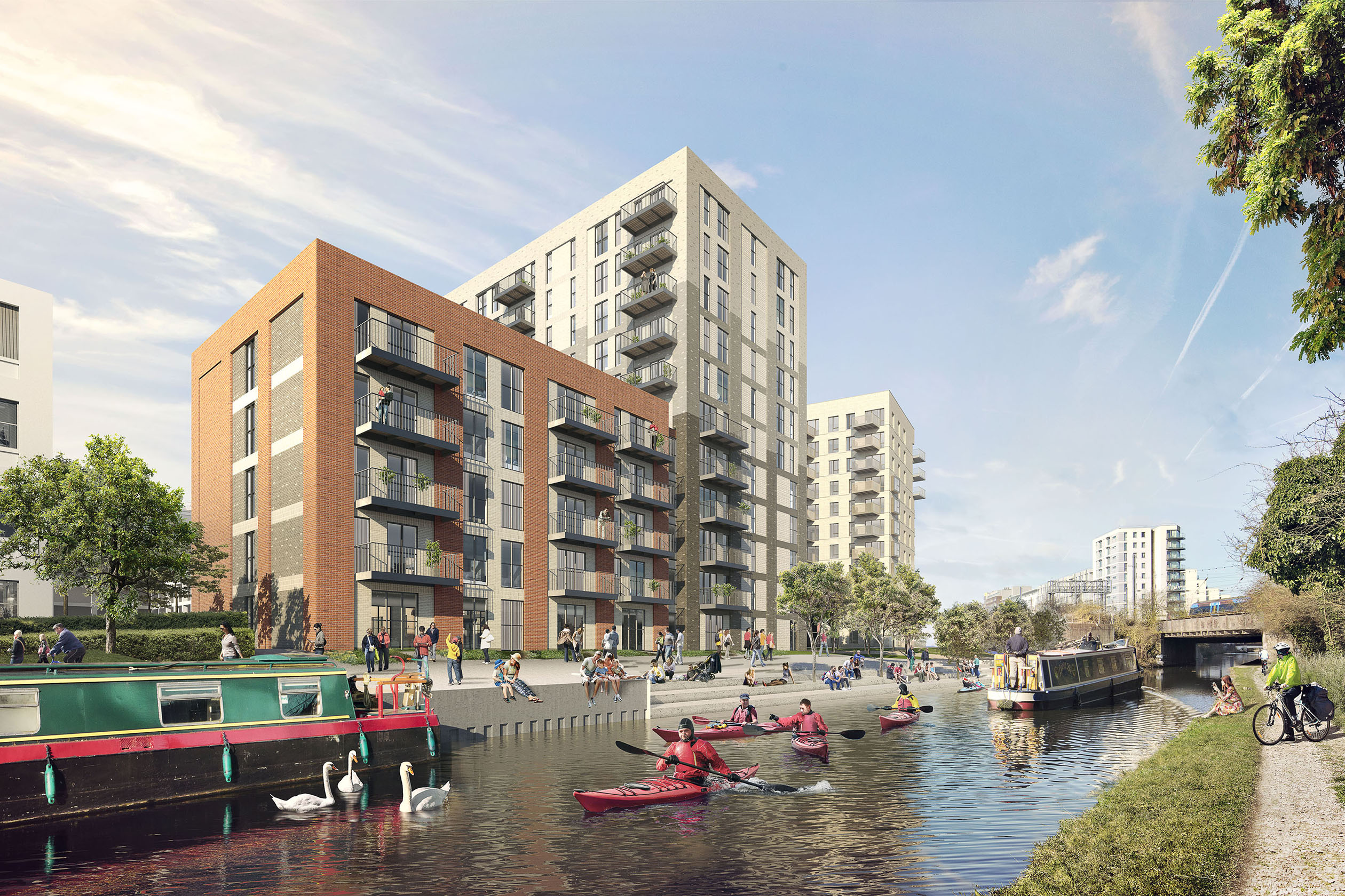 New Build Homes in Hayes
