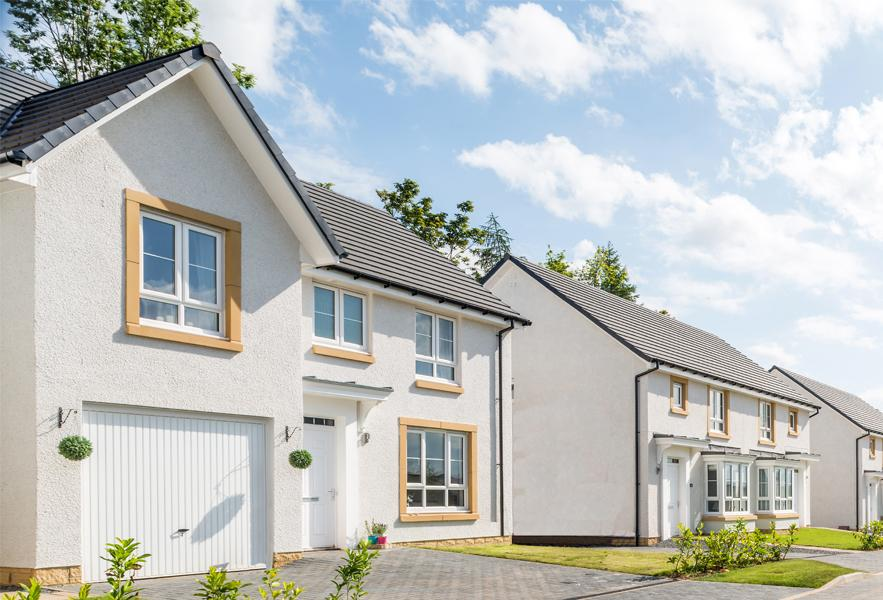 New Build Homes in Prestonpans