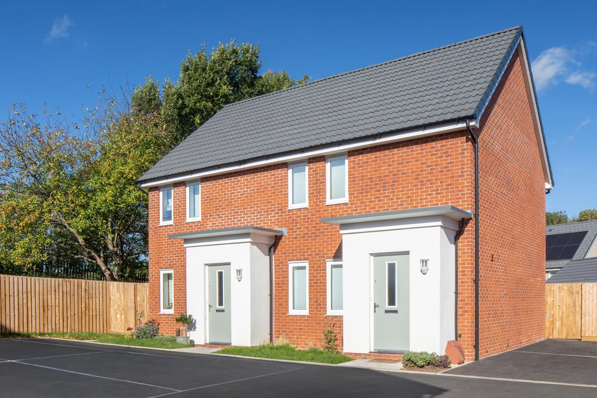 New Build Homes in Fishponds
