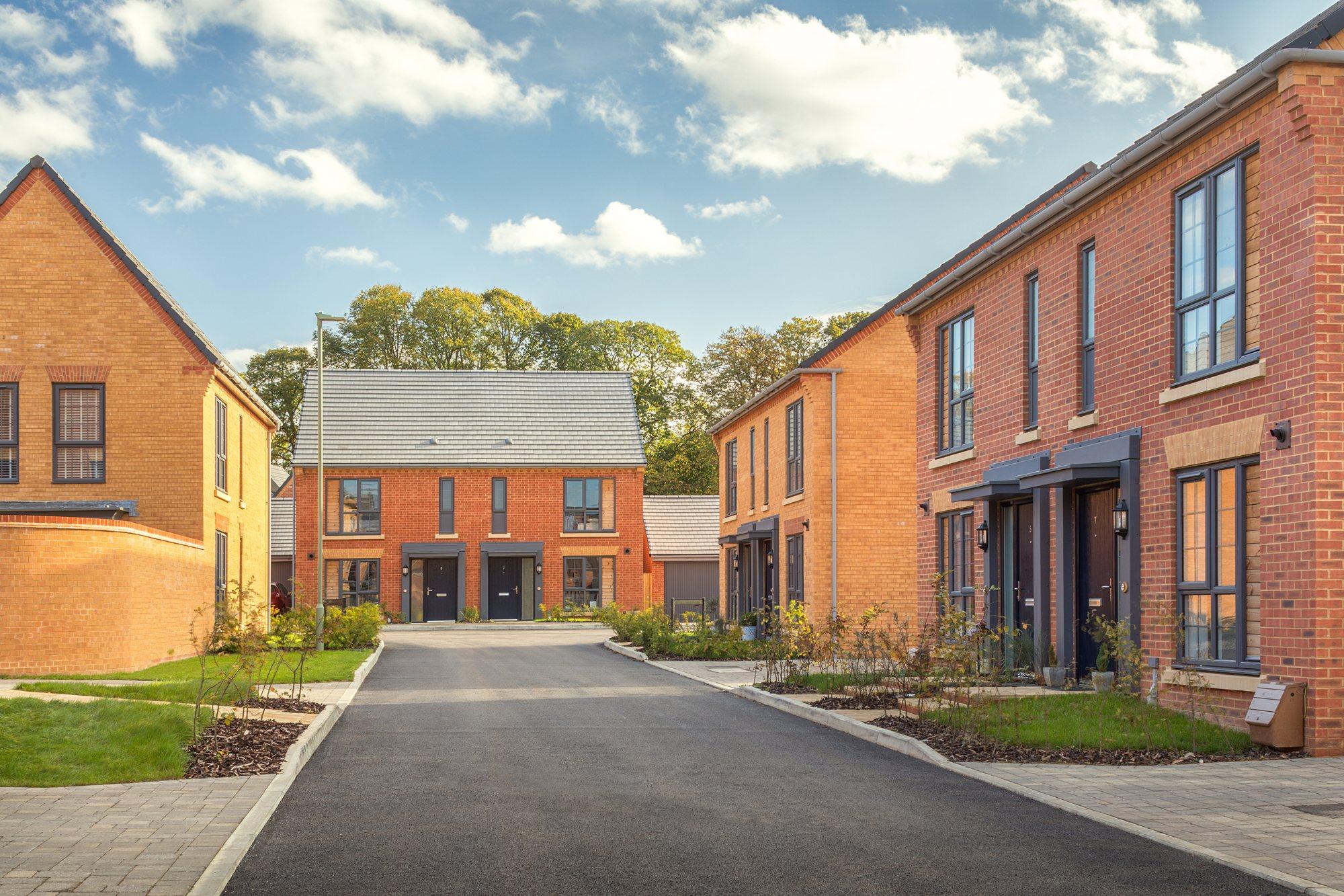 New Build Homes in Bordon