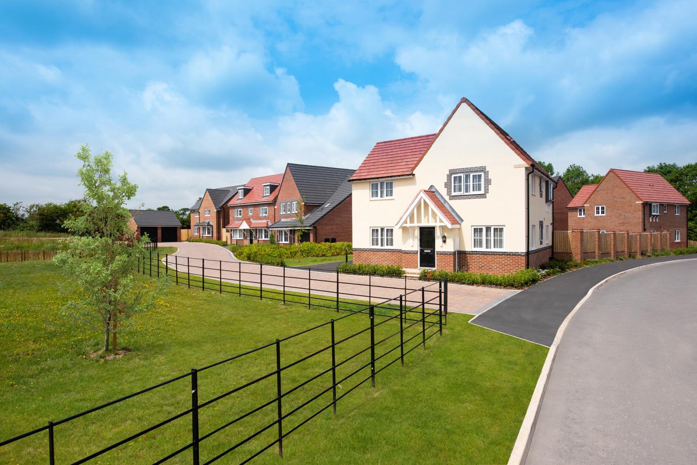 New Build Homes in Kirkham