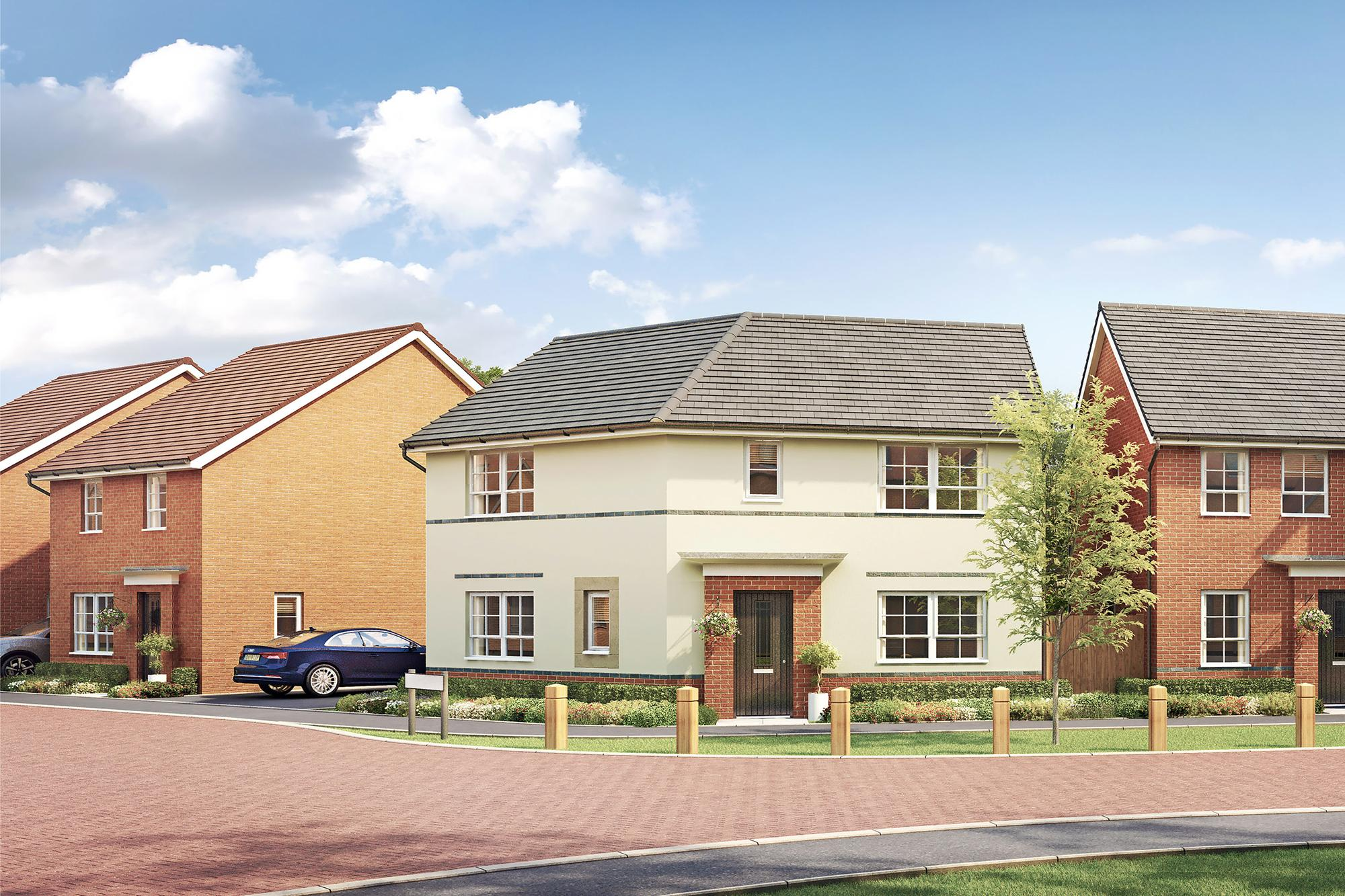 New Build Homes in Red Lodge
