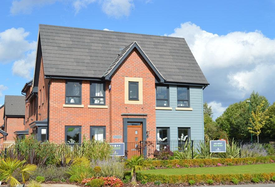 New Build Homes in Nottingham