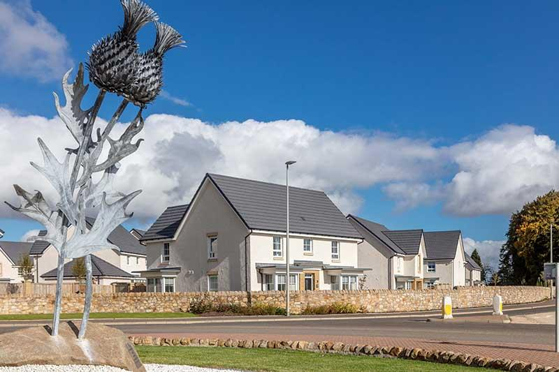New Build Homes in Strathaven