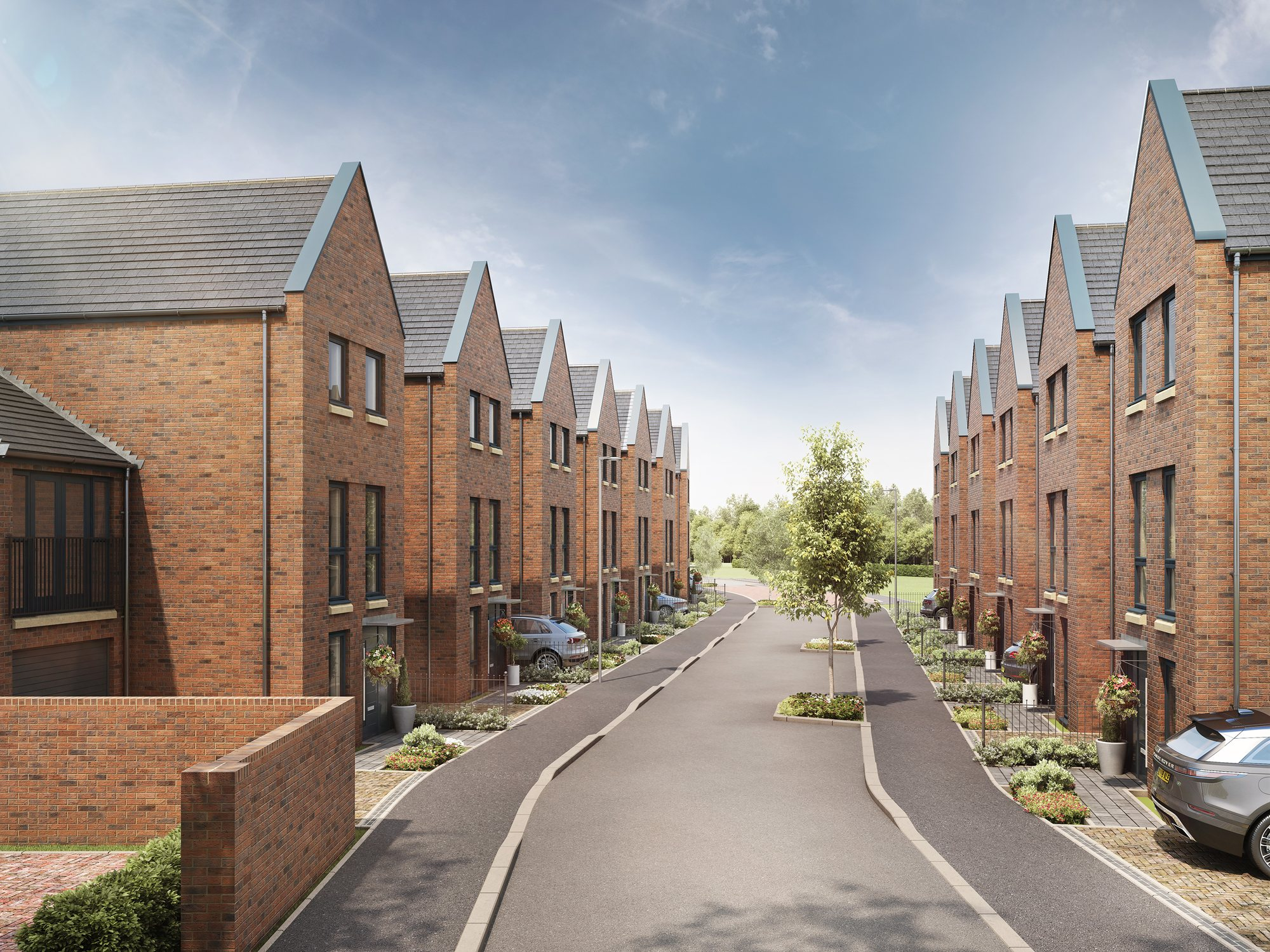 New Build Homes in Cambridge