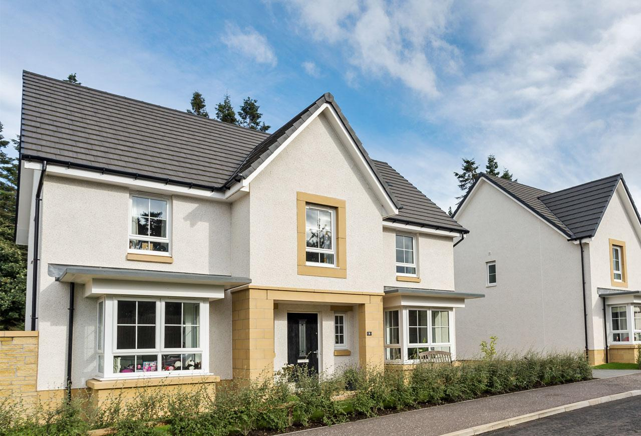 New Build Homes in Haddington