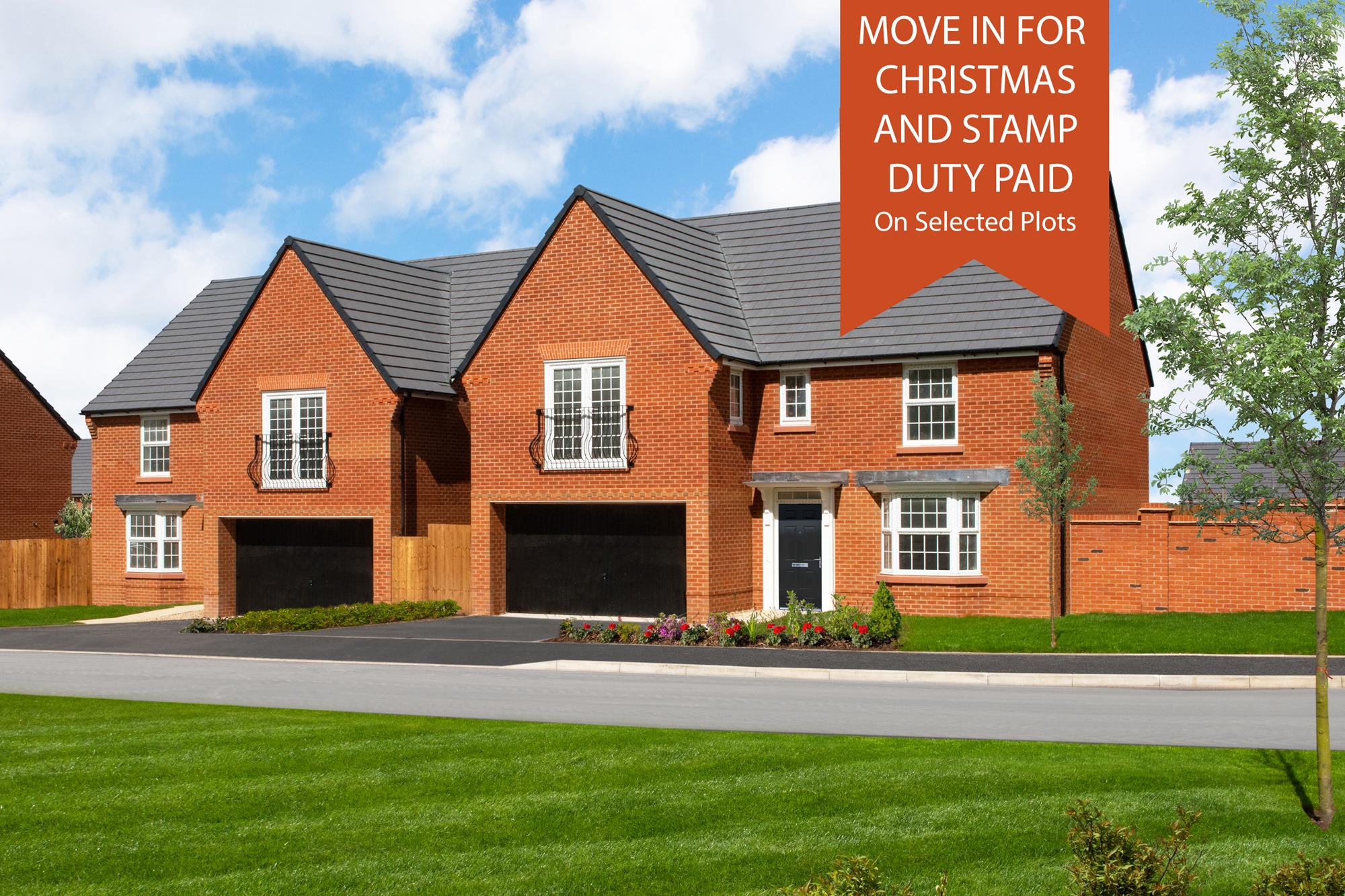 New Build Homes in Congleton