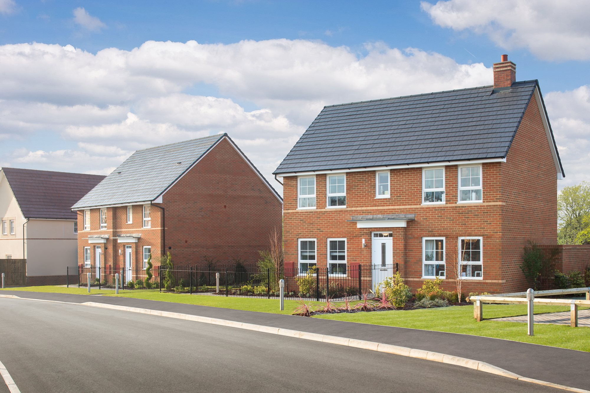 New Build Homes in Romsey
