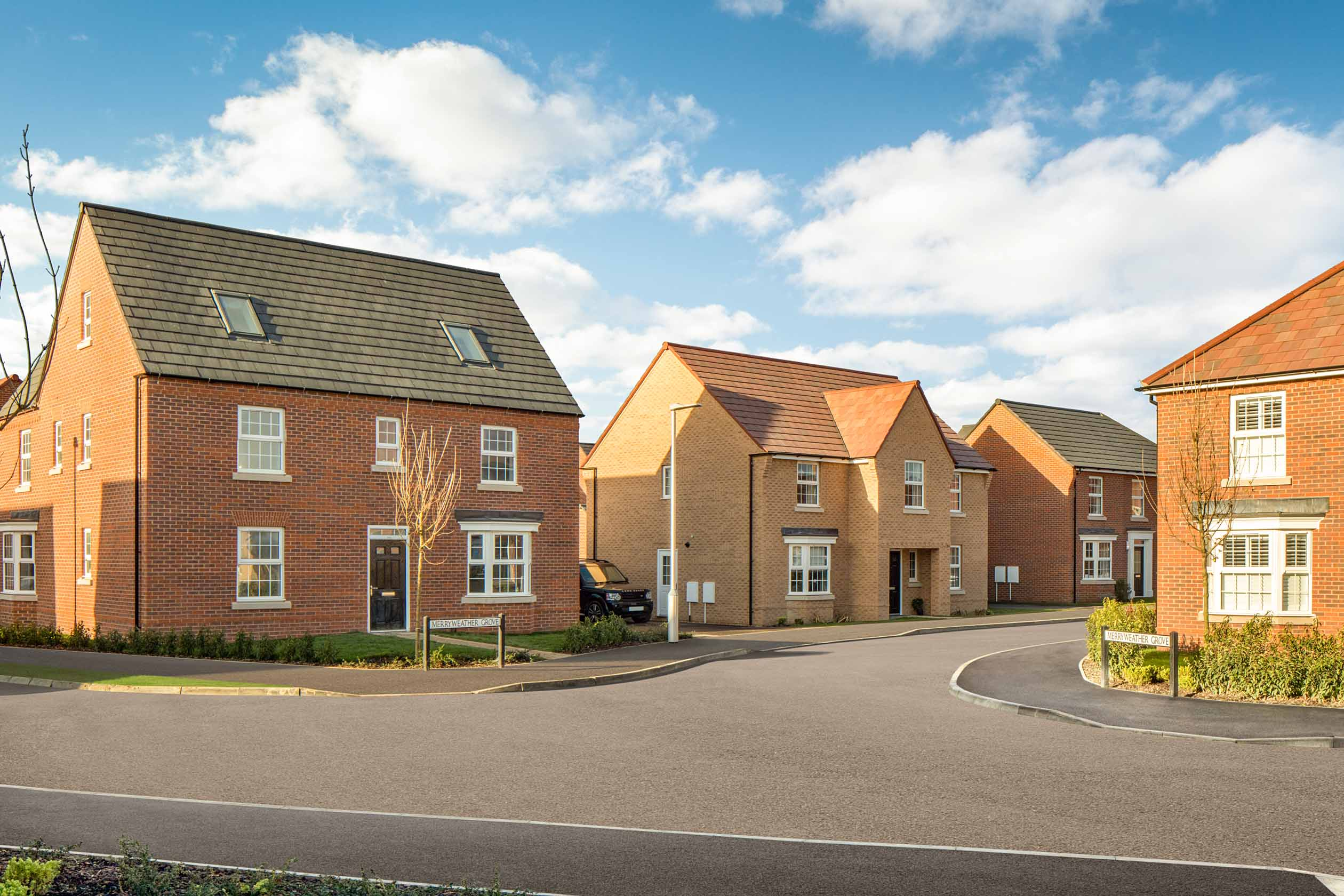 New Build Homes in Langford