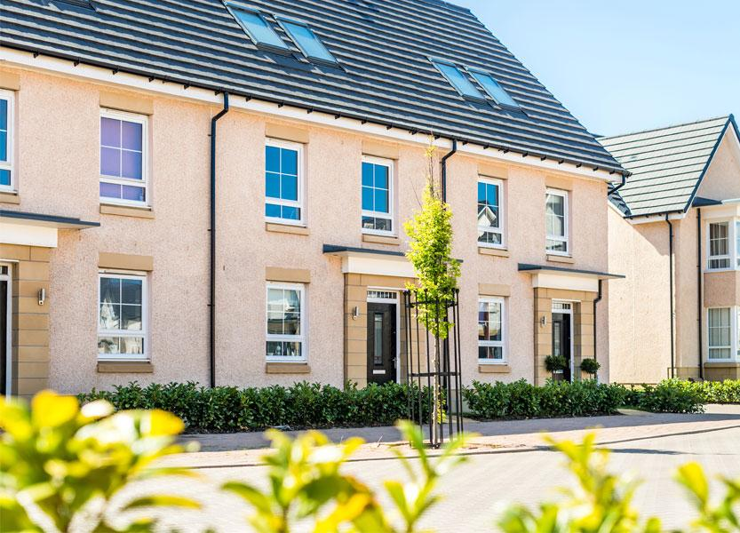 New Build Homes in Edinburgh