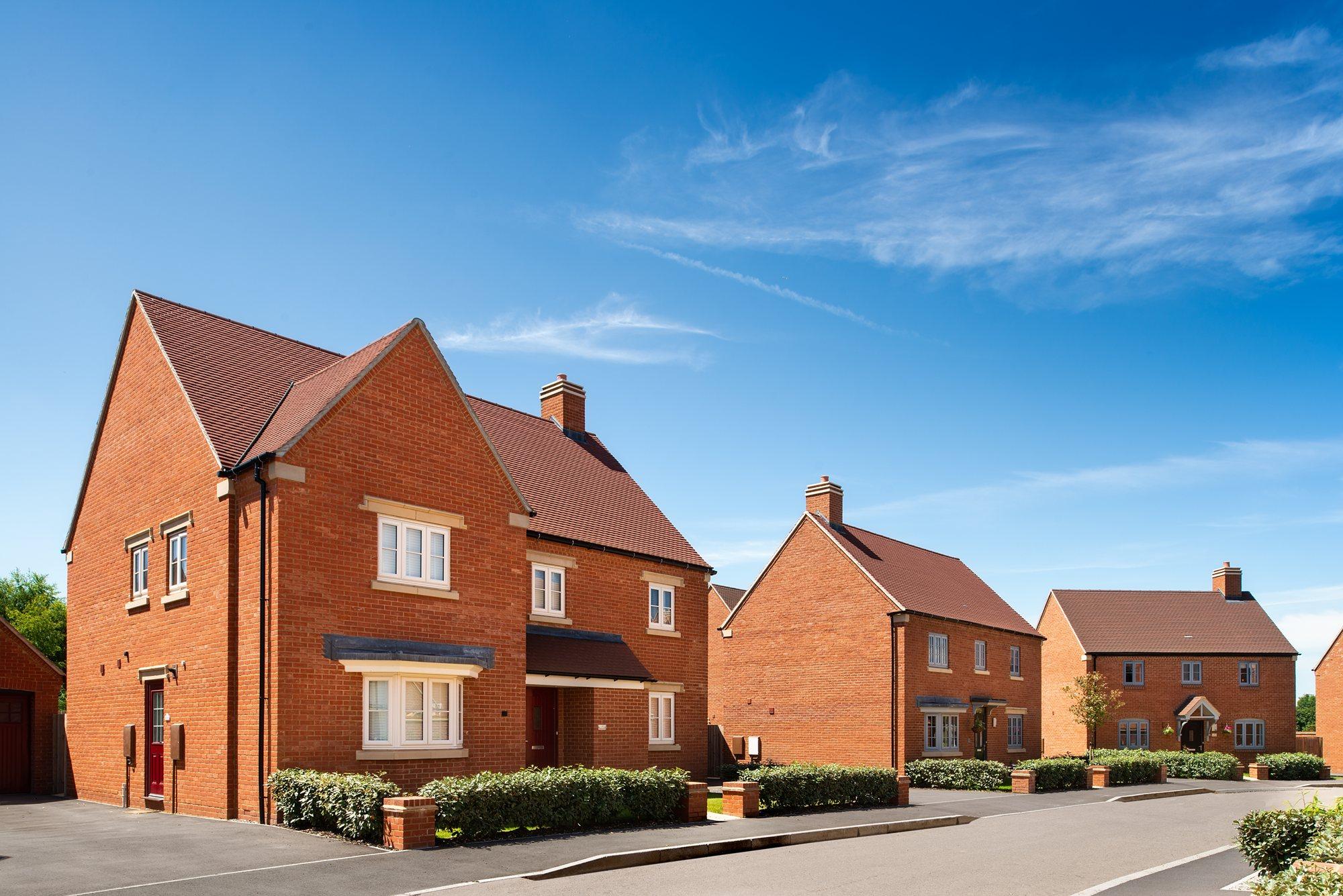 New Build Homes in Brackley