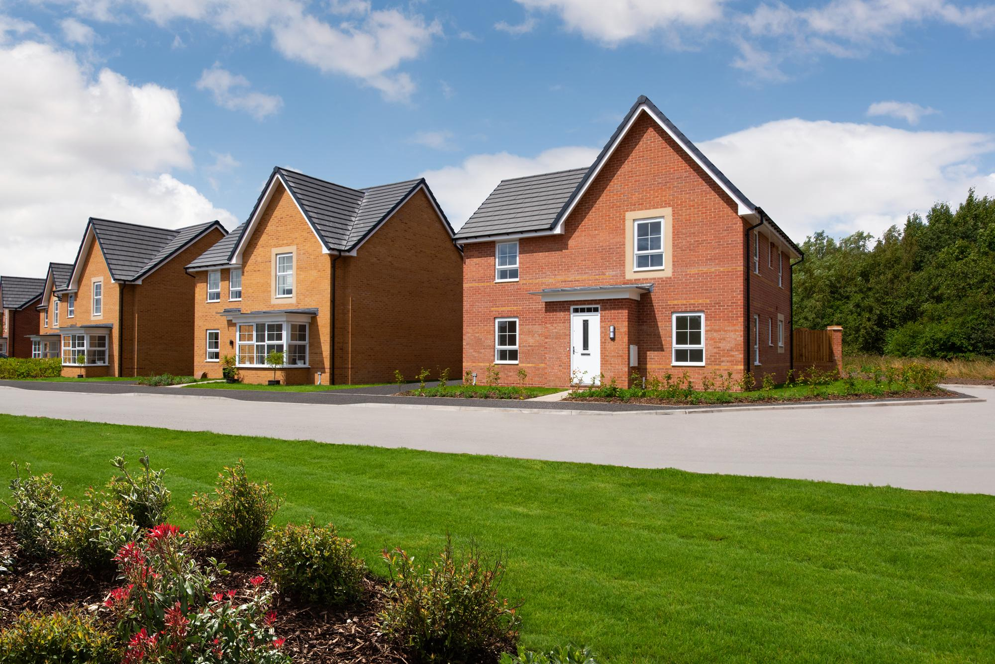 New Build Homes in Bannerdale