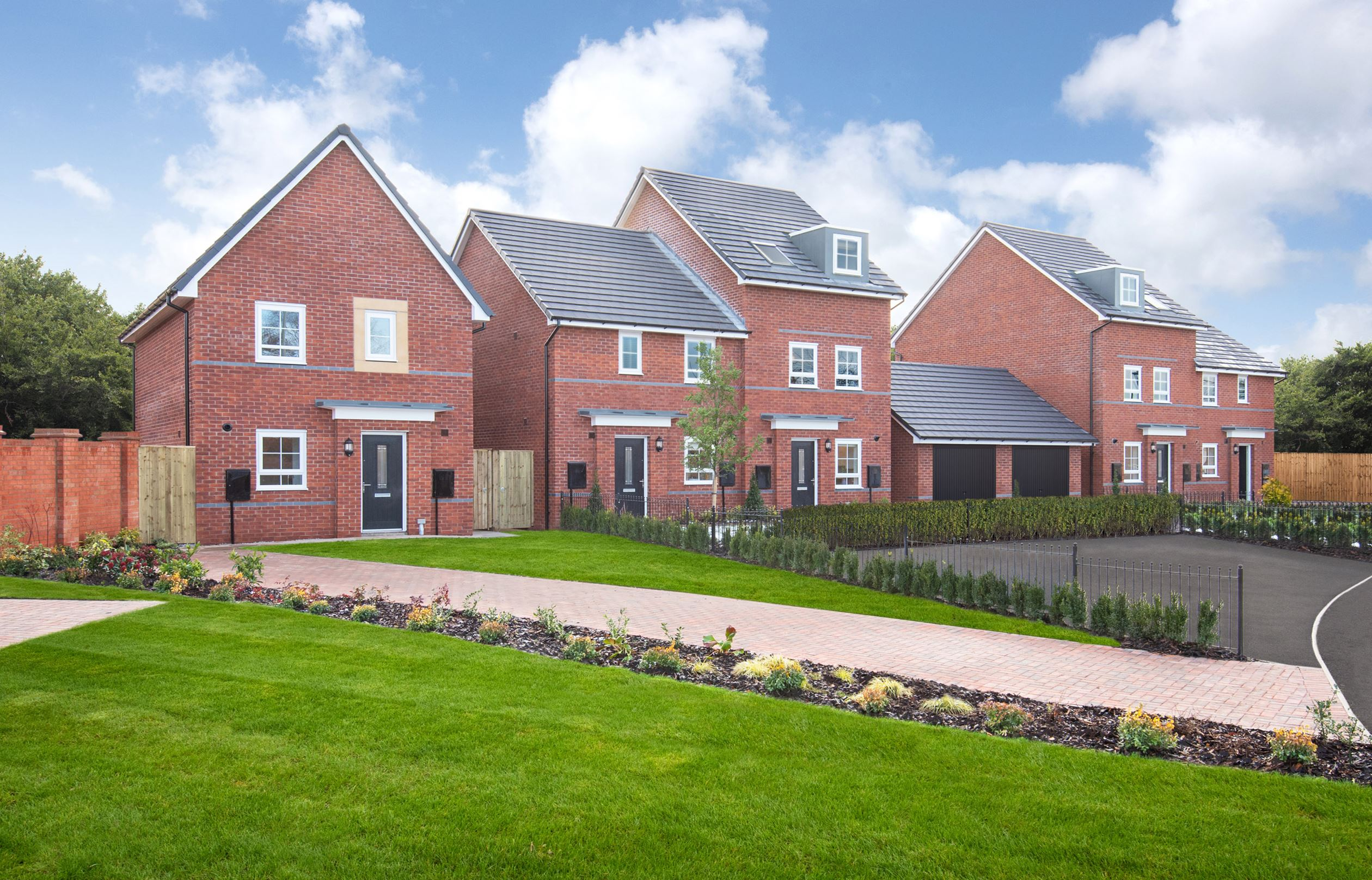 New Build Homes in Knowsley