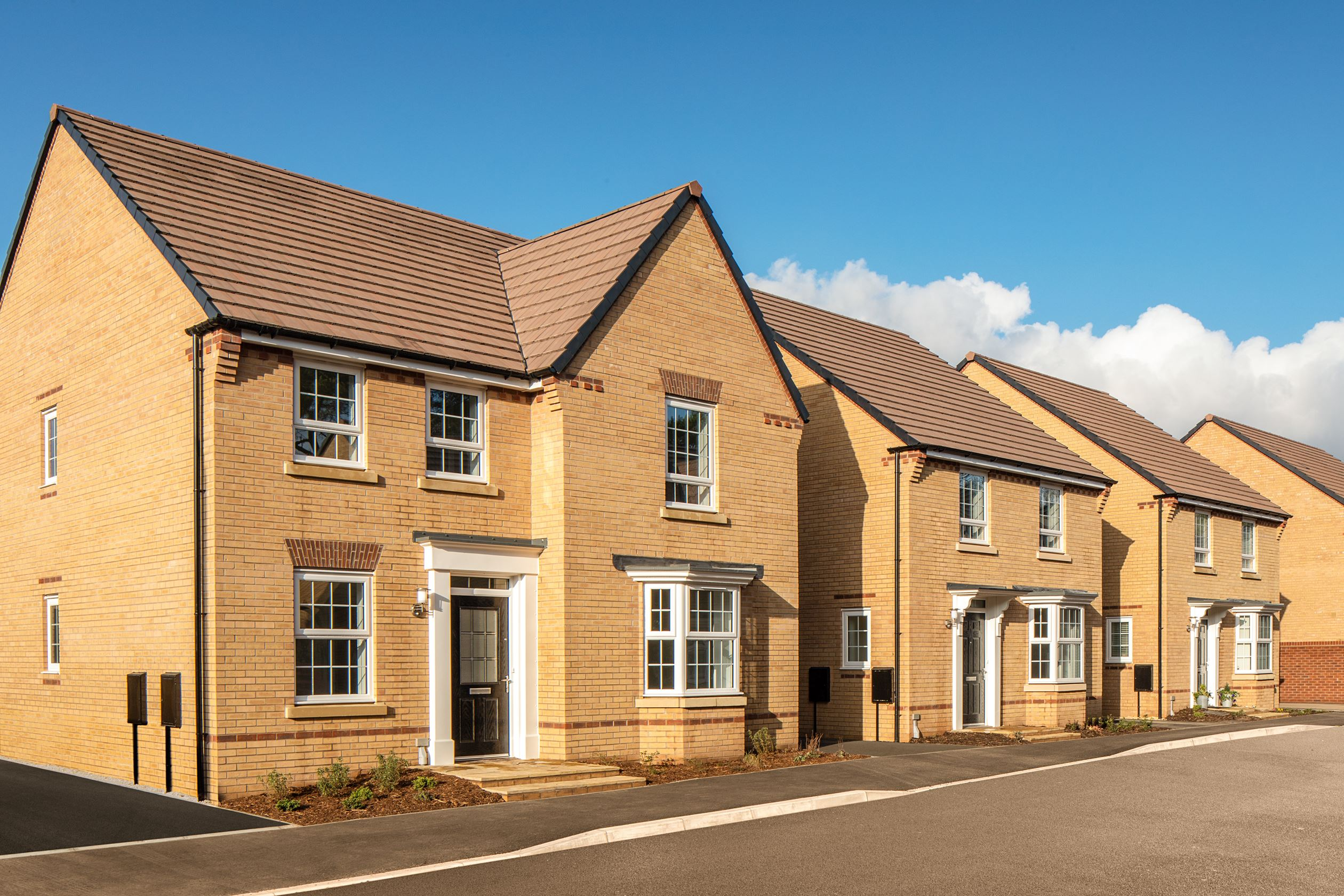 New Build Homes in St Mellons