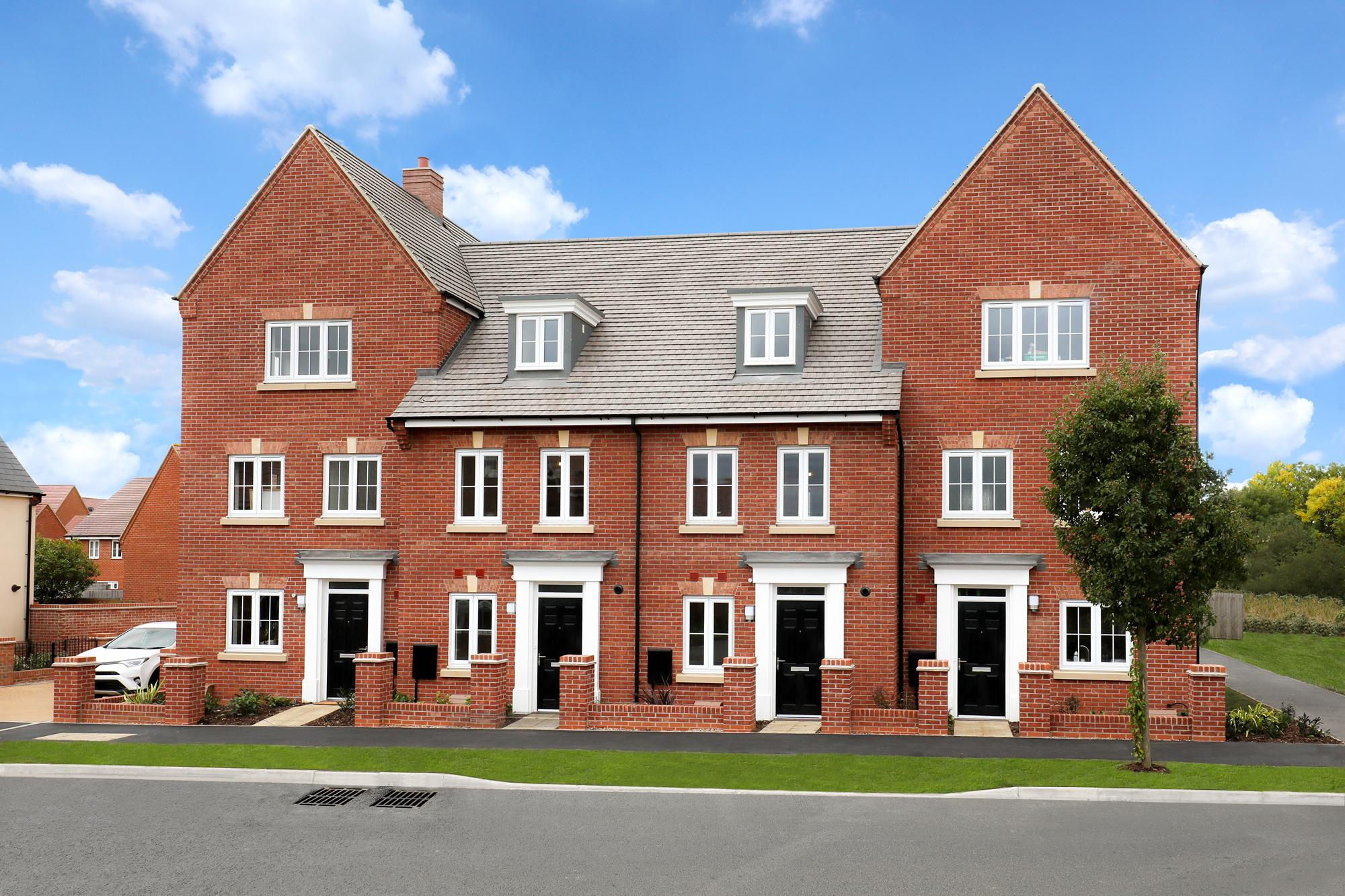 New Build Homes in Marston Moretaine