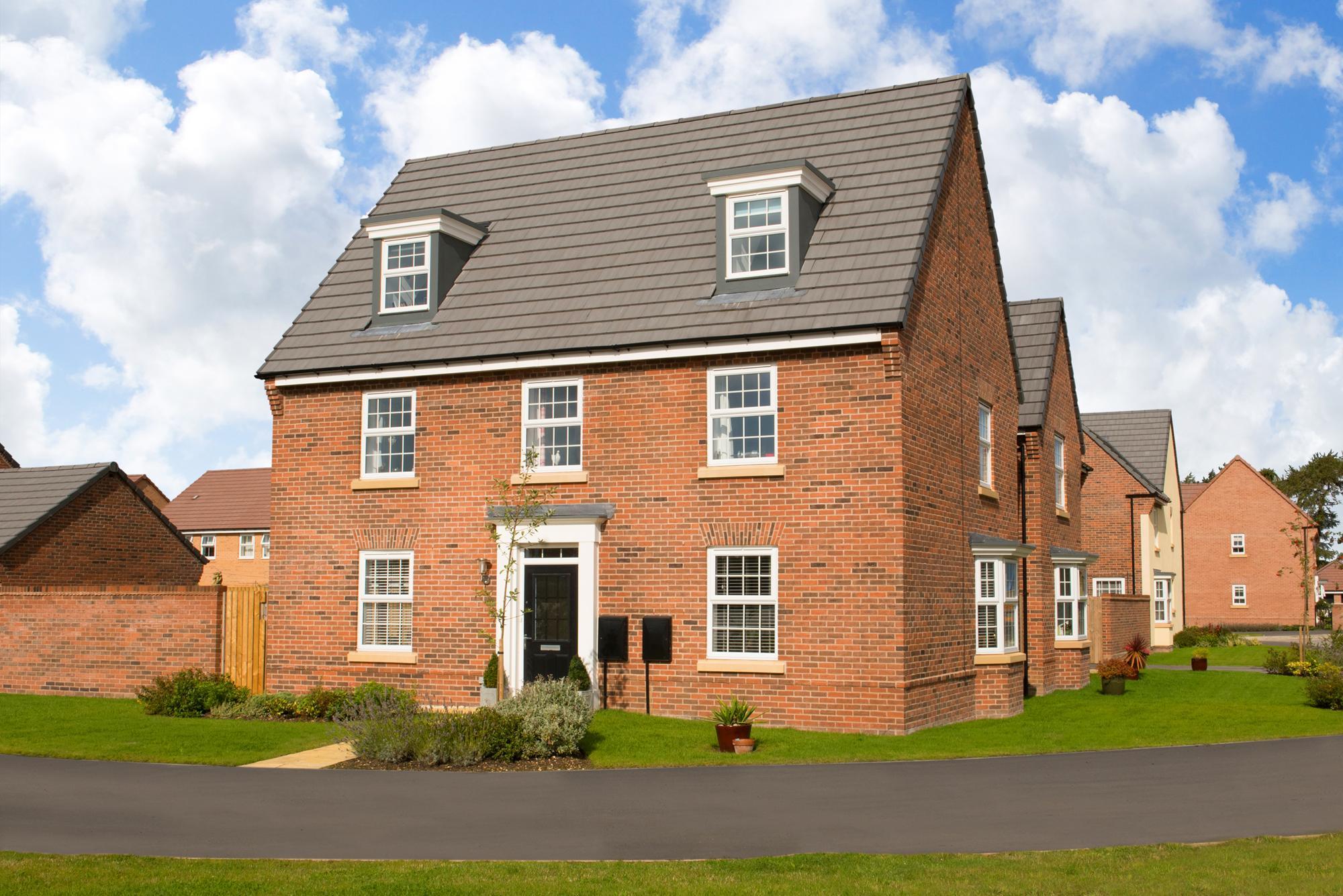 New Build Homes in Longridge