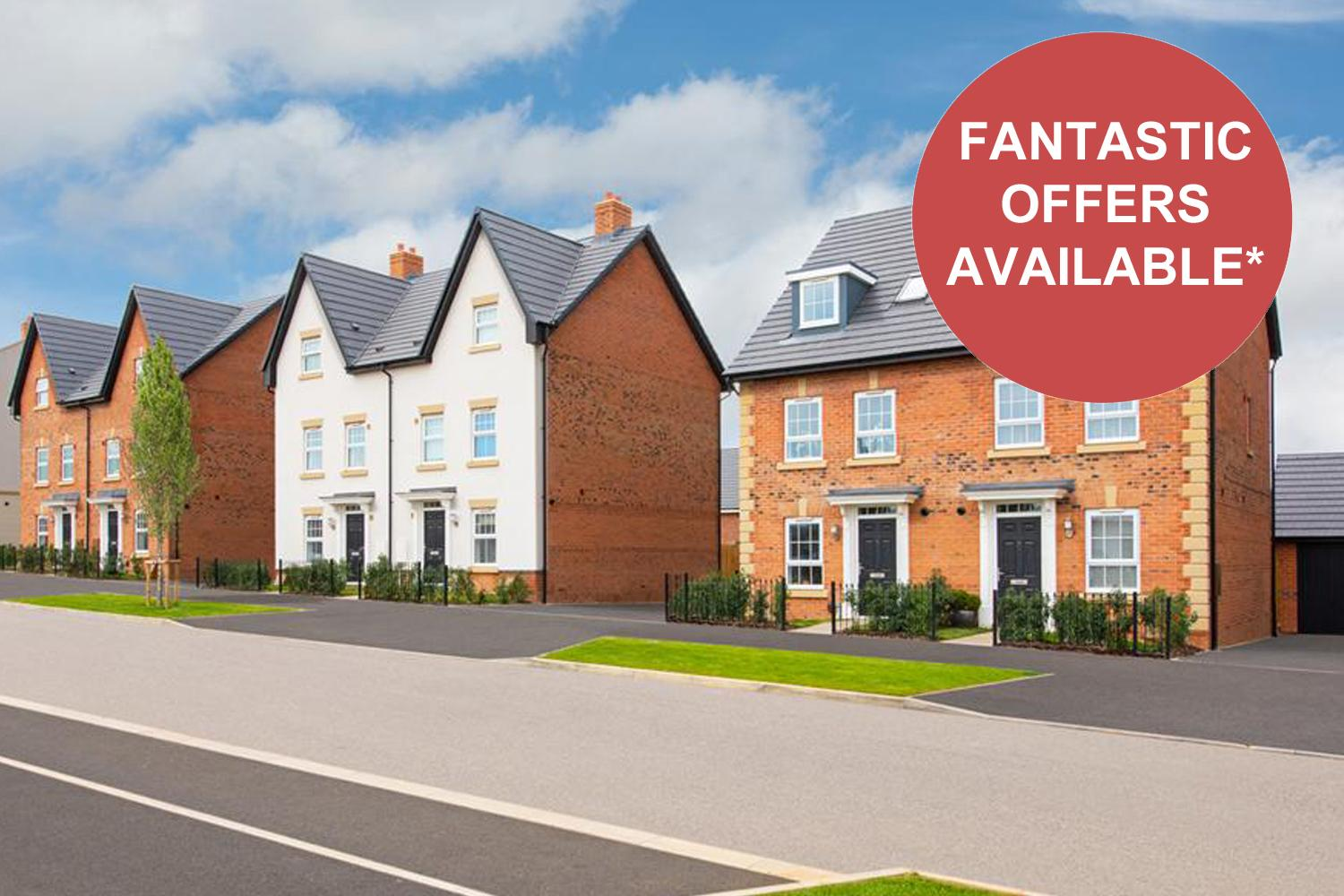 New Build Homes in Warwick