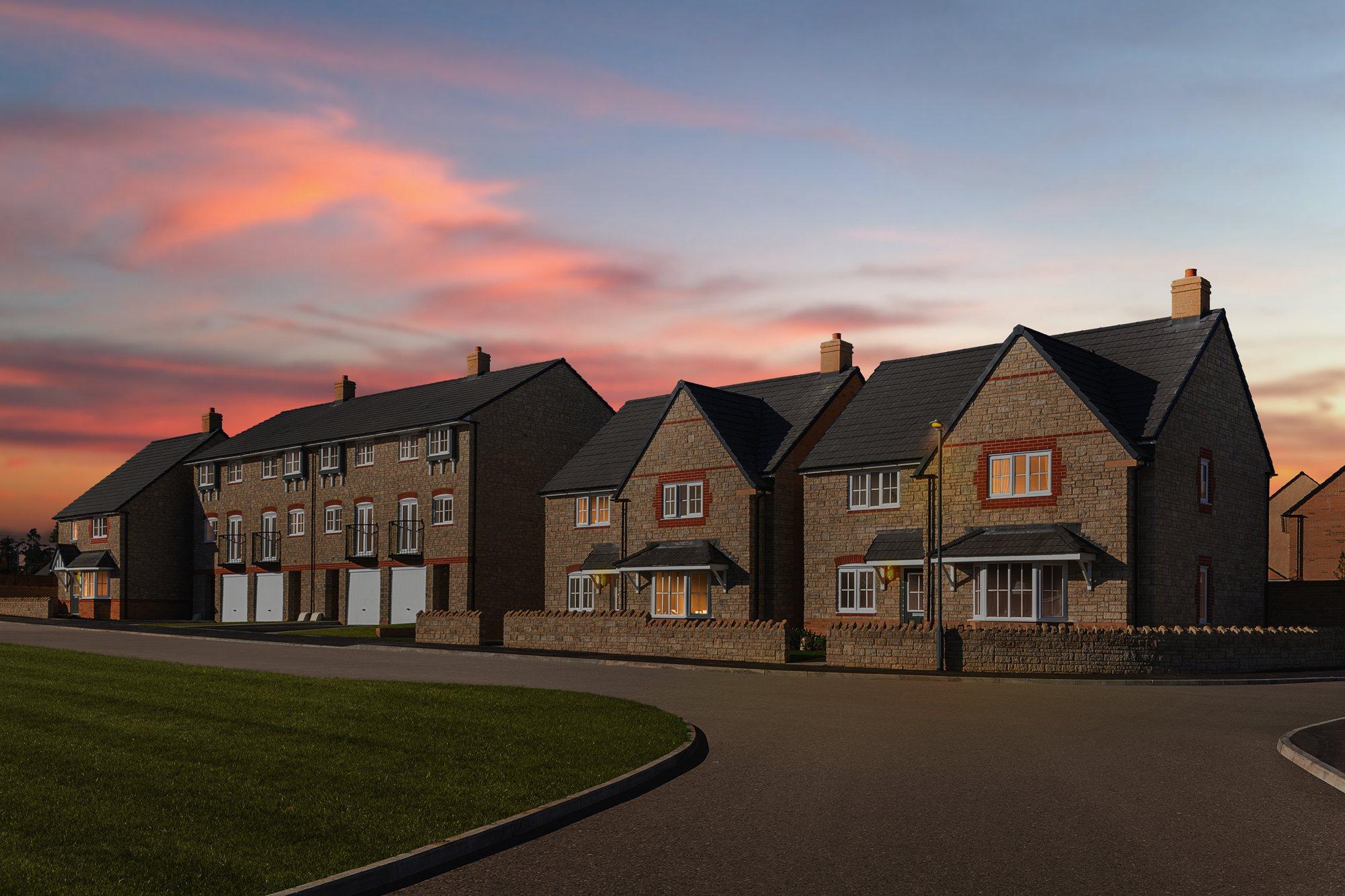 New Build Homes in Radstock