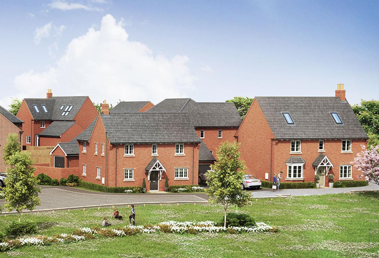 New Build Homes in Doveridge