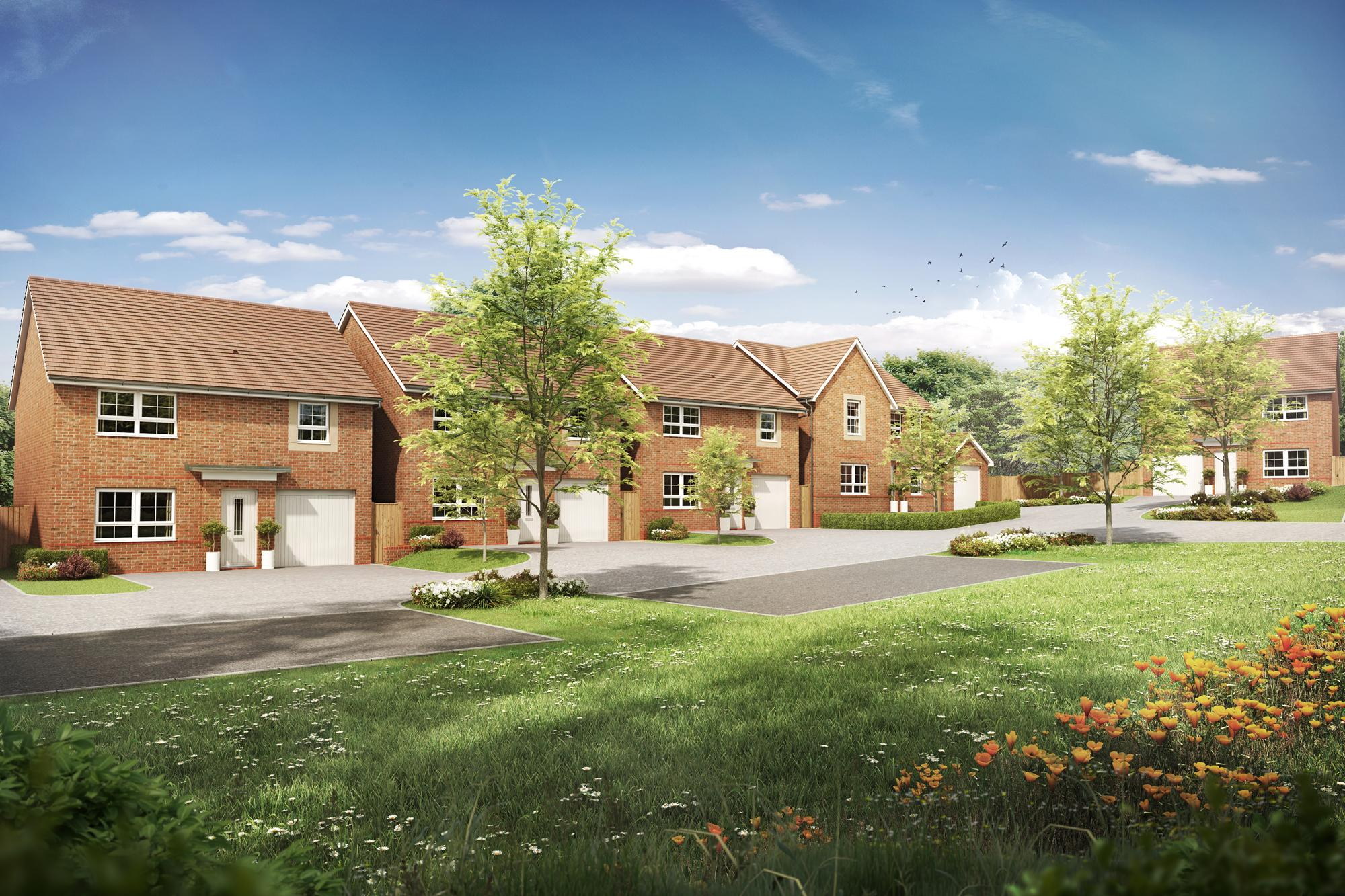 New Build Homes in Peacehaven