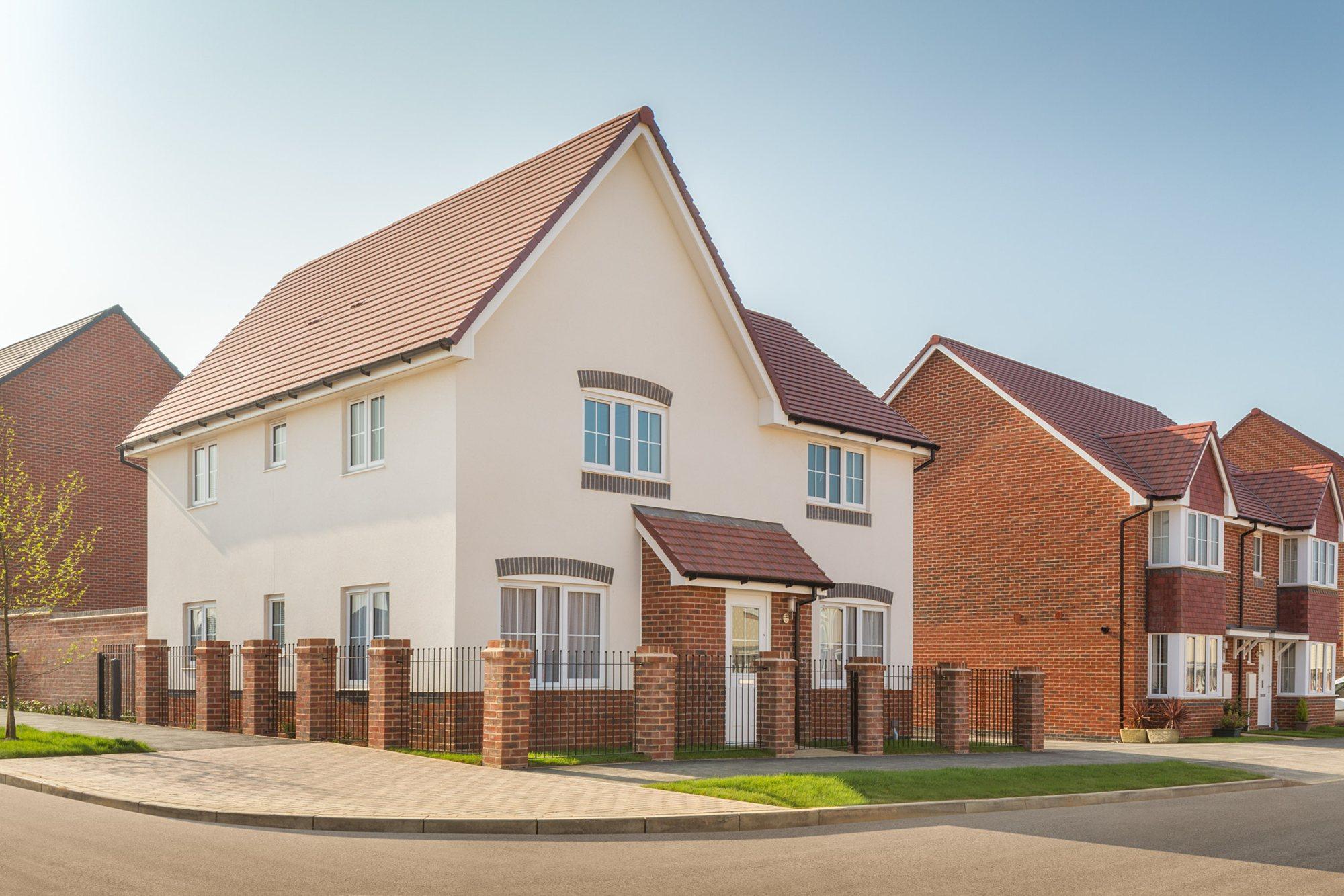 New Build Homes in Littlehampton