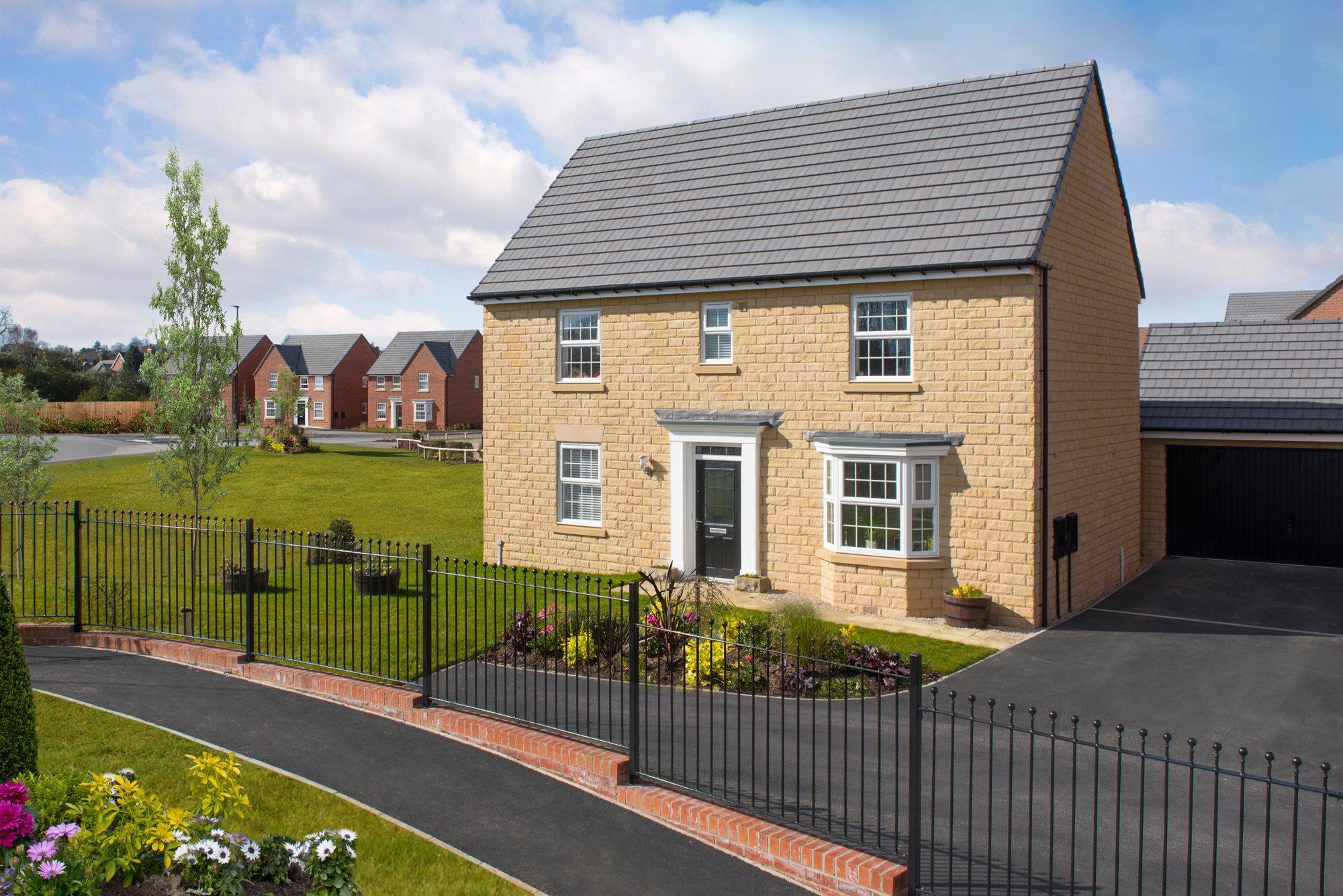 New Build Homes in Knaresborough